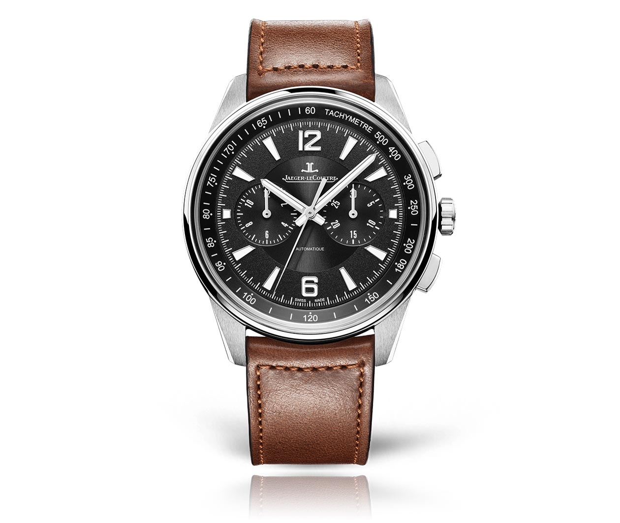 JaegerLeCoultre Polaris Chronograph 9028471 Flatlay FINAL
