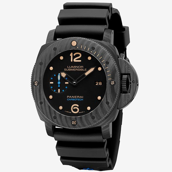 Panerai Submersible Carbotech47MM PAM00616 TechnicalSpecifications FINAL