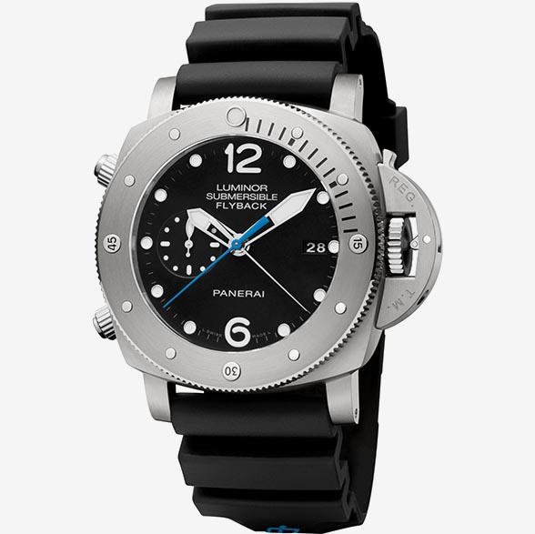 Panerai Submersible Chrono47MM PAM00614 TechnicalSpecifications FINAL