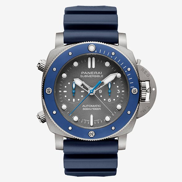 Panerai Submersible ChronoGuillaumeNeryEdition47MM PAM00982 TechnicalSpecifications FINAL
