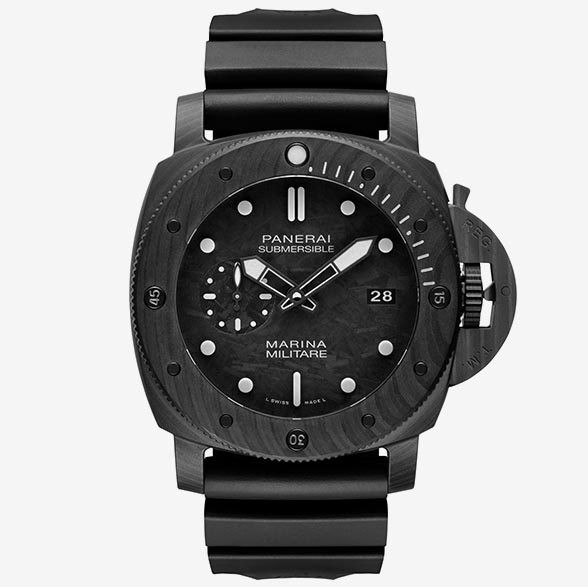 Panerai Submersible MarinaMilitareCarbotech47MM PAM00979 TechnicalSpecifications FINAL