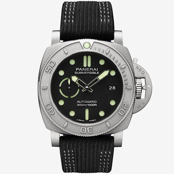 Panerai Submersible MikeHornEdition47MM PAM00984 TechnicalSpecifications FINAL