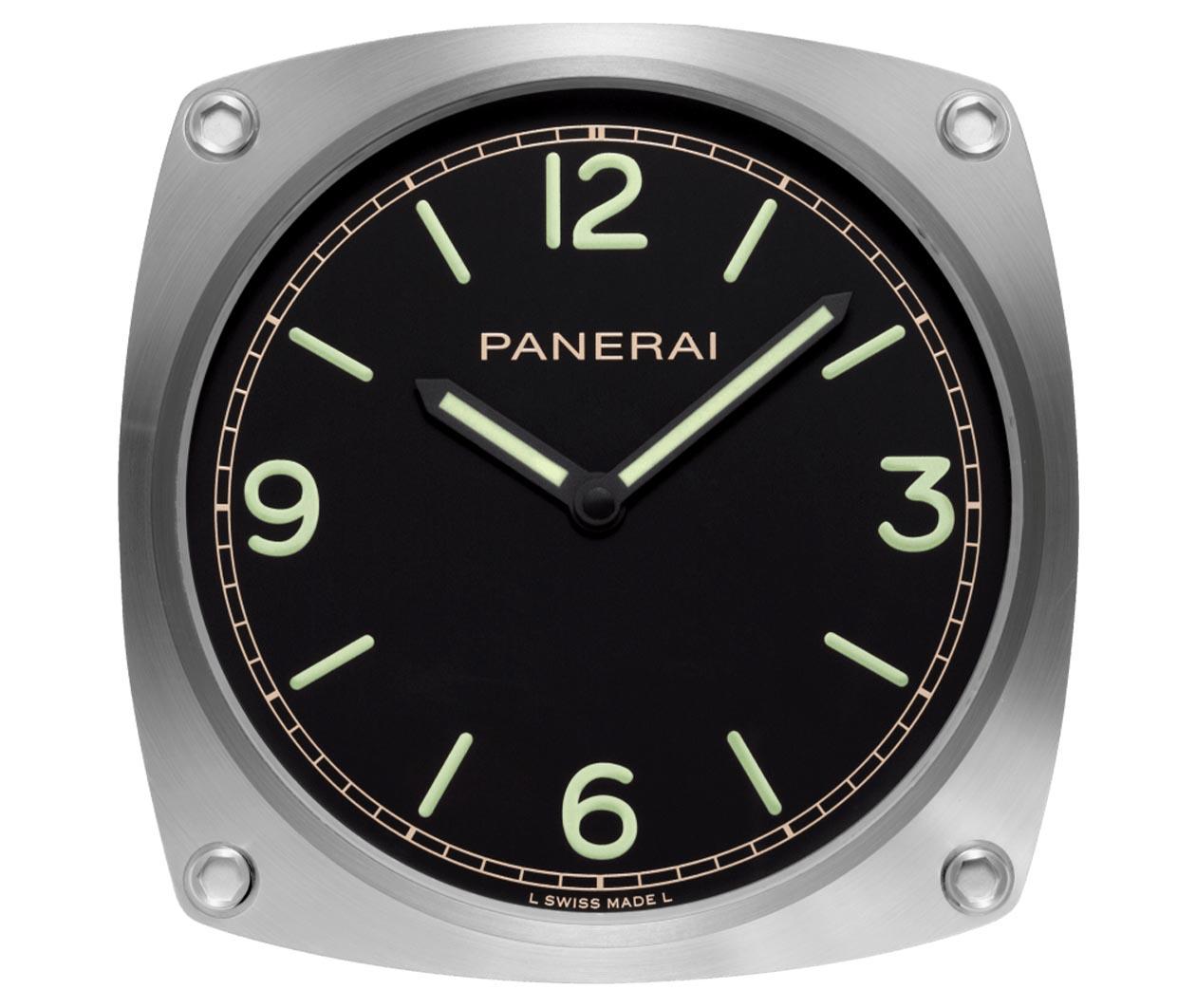 Panerai WallClock Quartz PAM00585 Carousel 2 FINAL