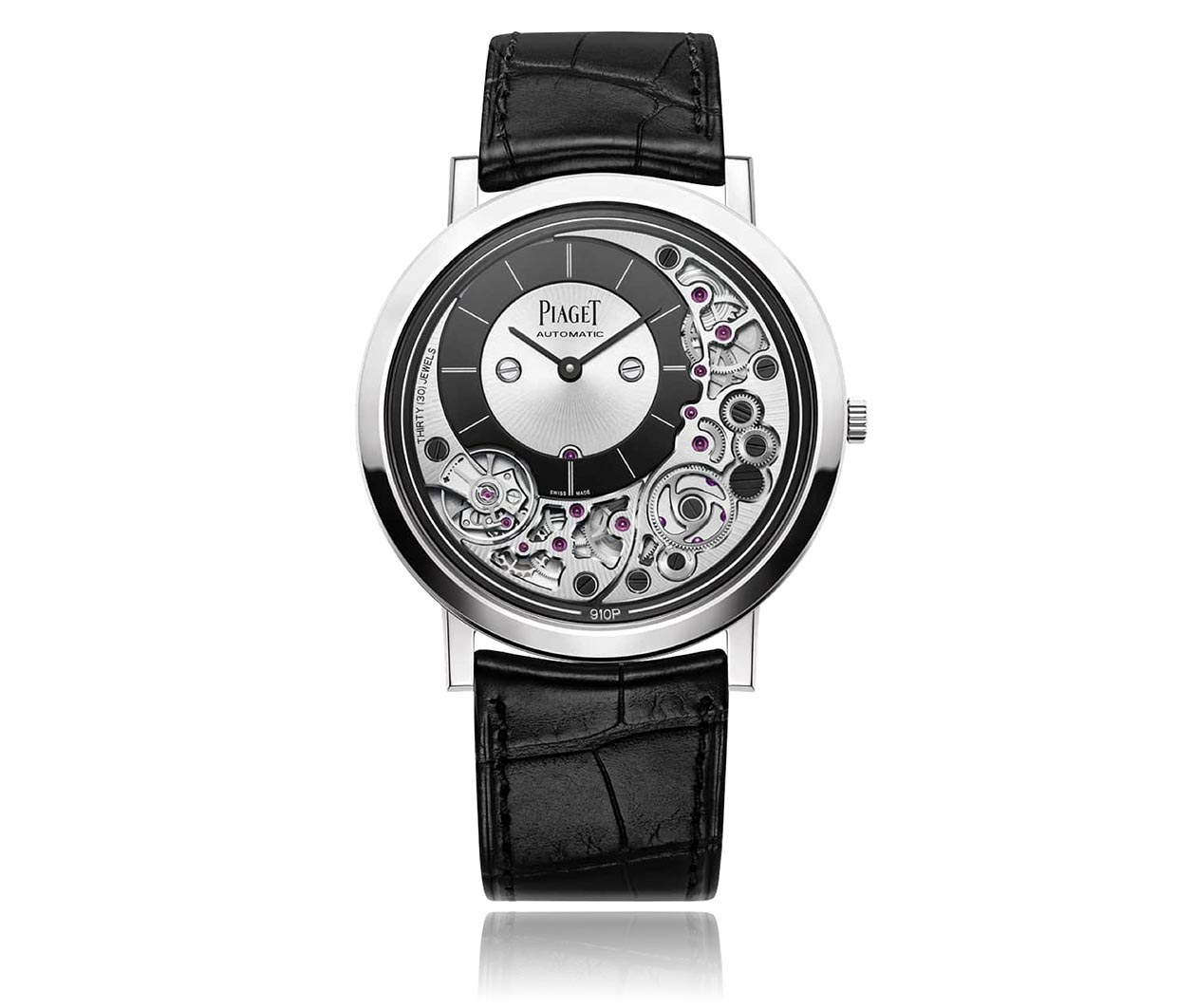 Piaget Altiplano UltimateAutomaticWatch G0A43121 Carousel 1 FINAL