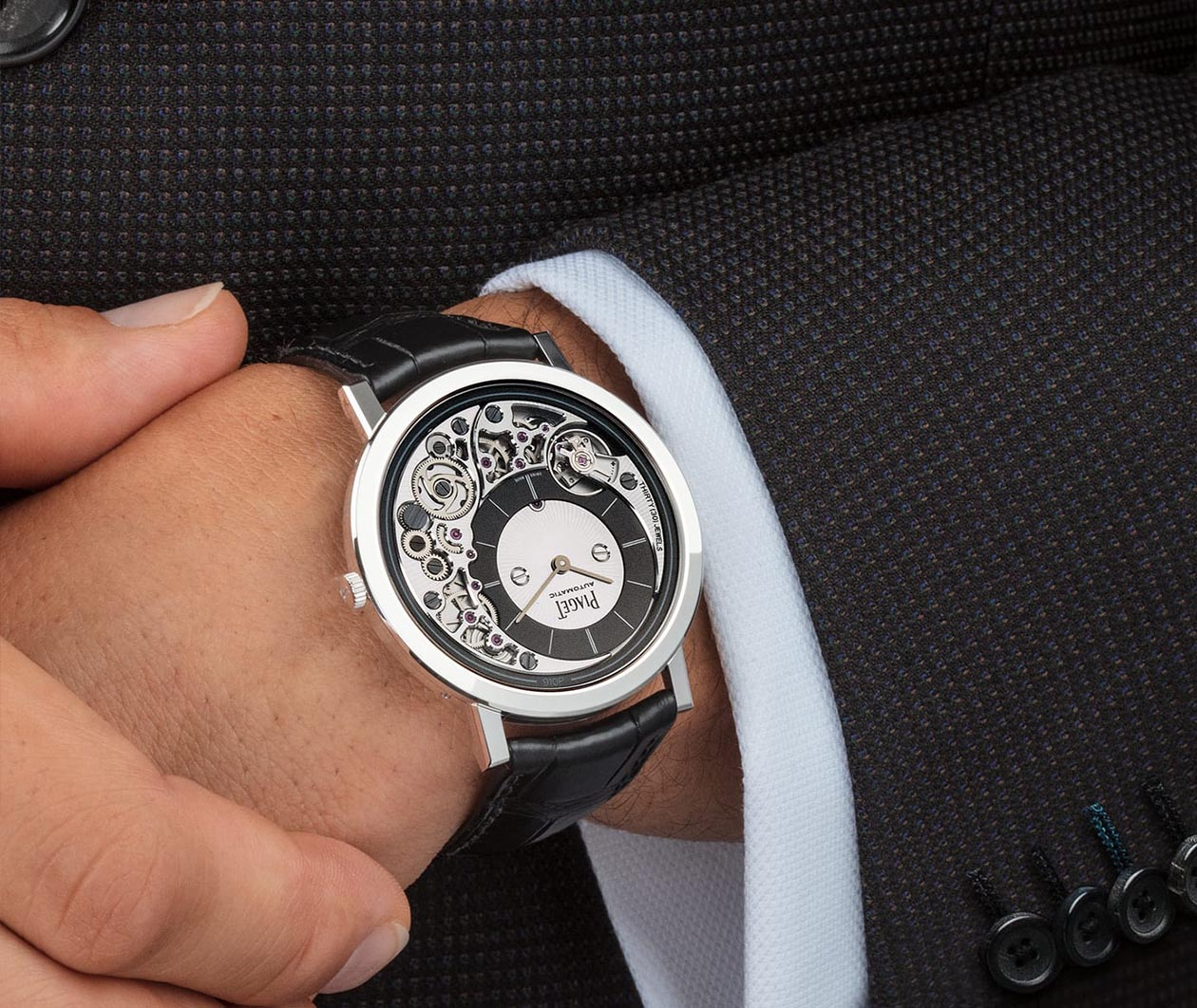 Piaget Altiplano UltimateAutomaticWatch G0A43121 Carousel 2 FINAL