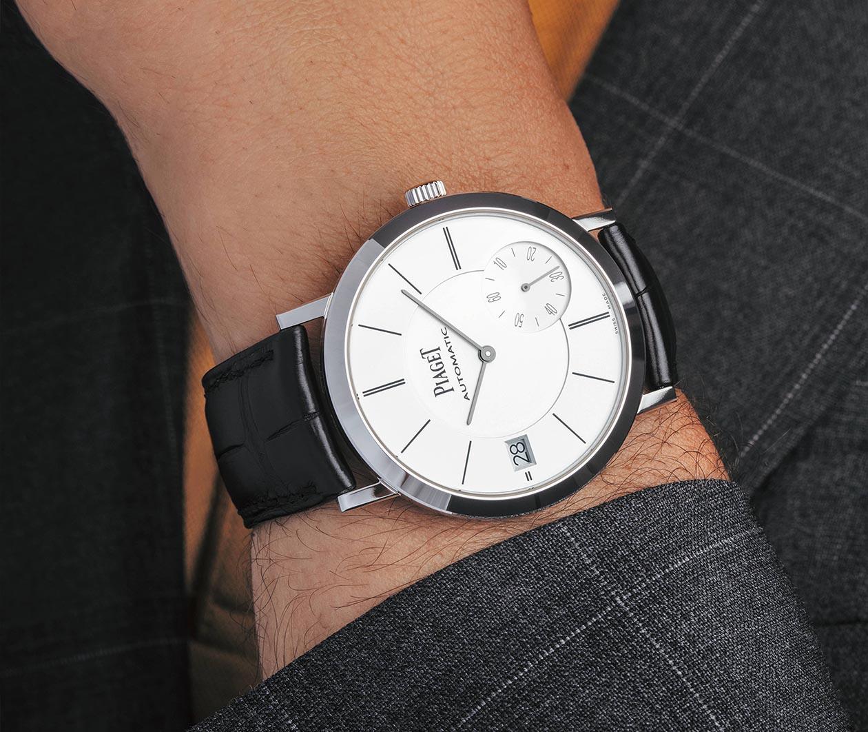 Piaget Altiplano watch G0A38130 Carousel 2 FINAL