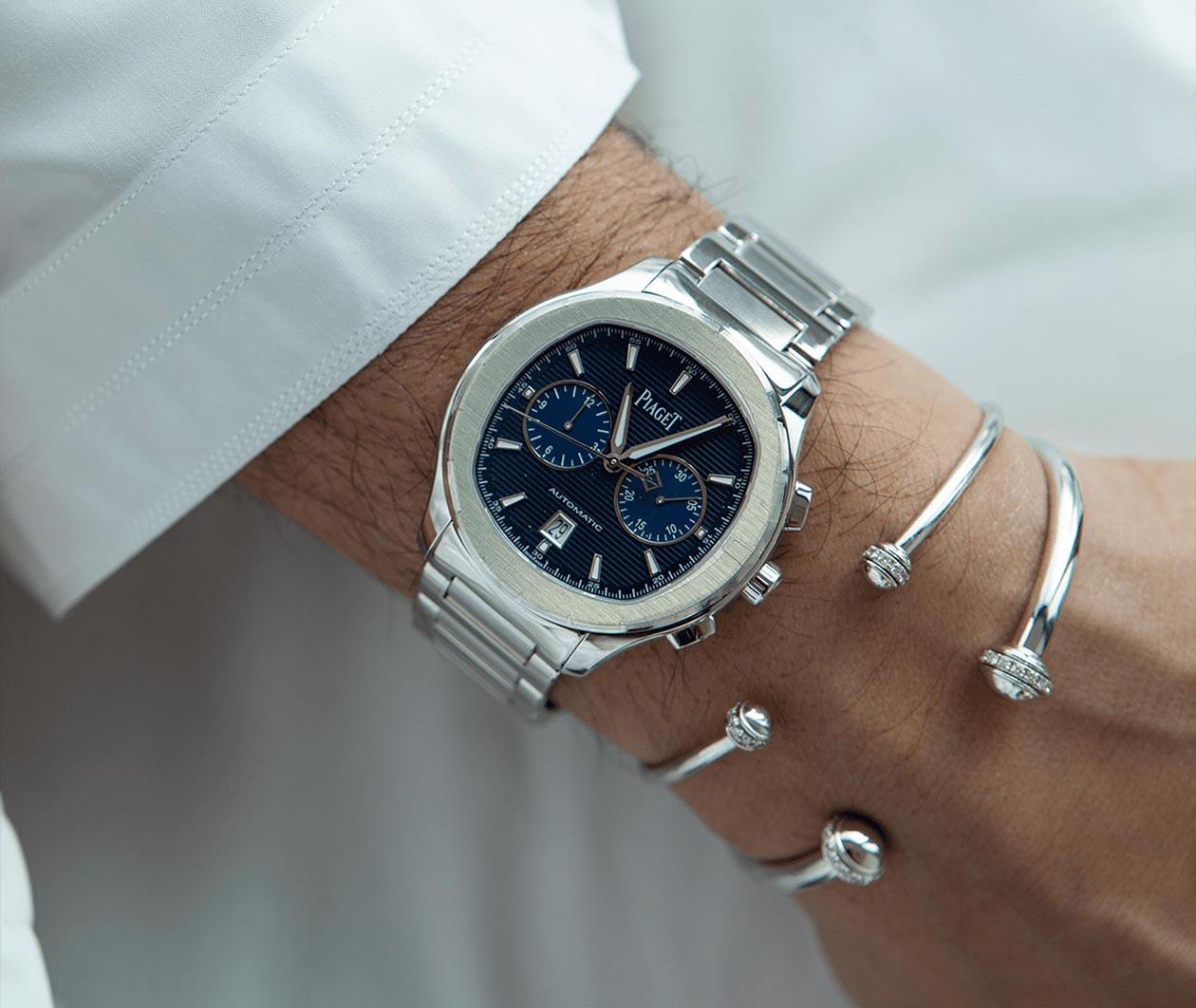 Piaget Polo watch G0A41006 Carousel 3 FINAL