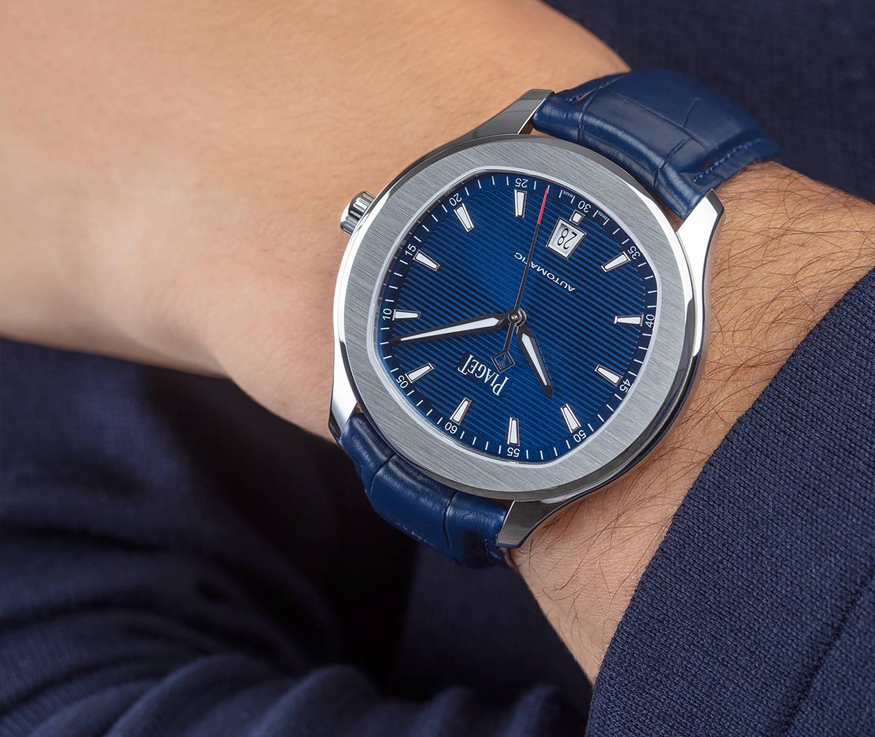 Piaget Polo watch G0A43001 Carousel 2 FINAL