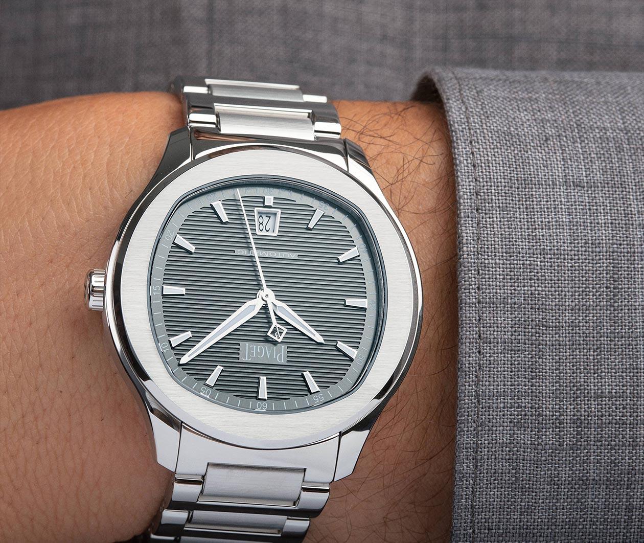 Piaget PoloS watch G0A41003 Carousel 2 FINAL
