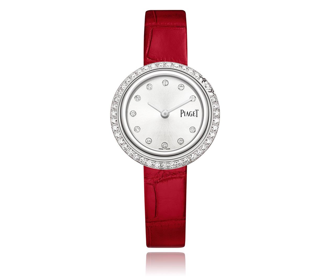 Piaget Possession watch G0A43084 Flatlay FINAL
