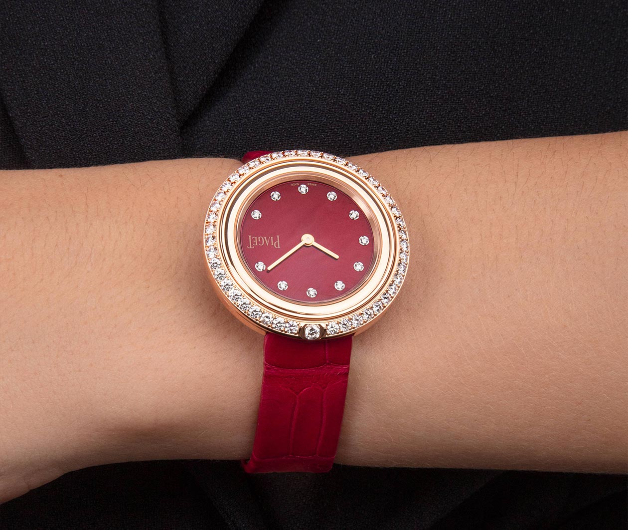 Piaget Possession watch G0A44086 Carousel 2 FINAL