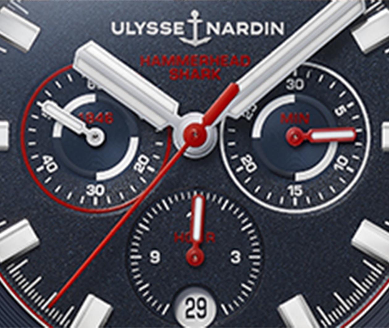UlysseNardin Diver Chronograph 1503170LE393HAMMER Carousel 3 FINAL