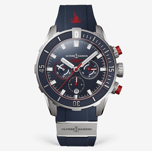 UlysseNardin Diver Chronograph 1503170LE393HAMMER TechnicalSpecifications FINAL