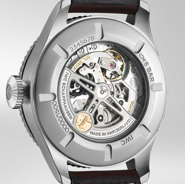 iwc pilotswatch timezonereditionlepetitprince IW395503 TechnicalSpecifications