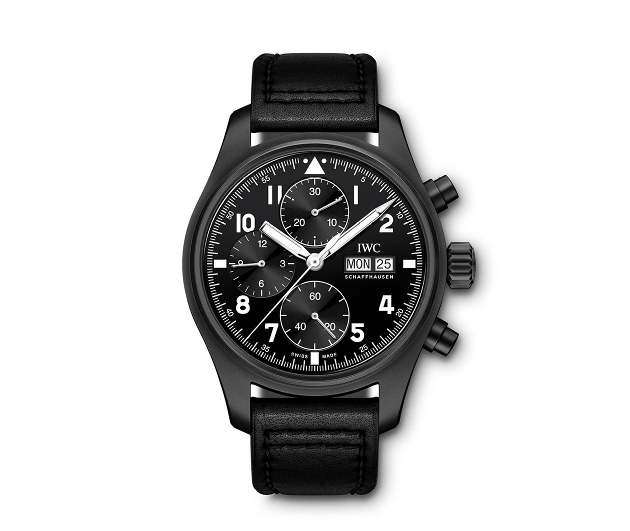 IWC pilot watch chronograph