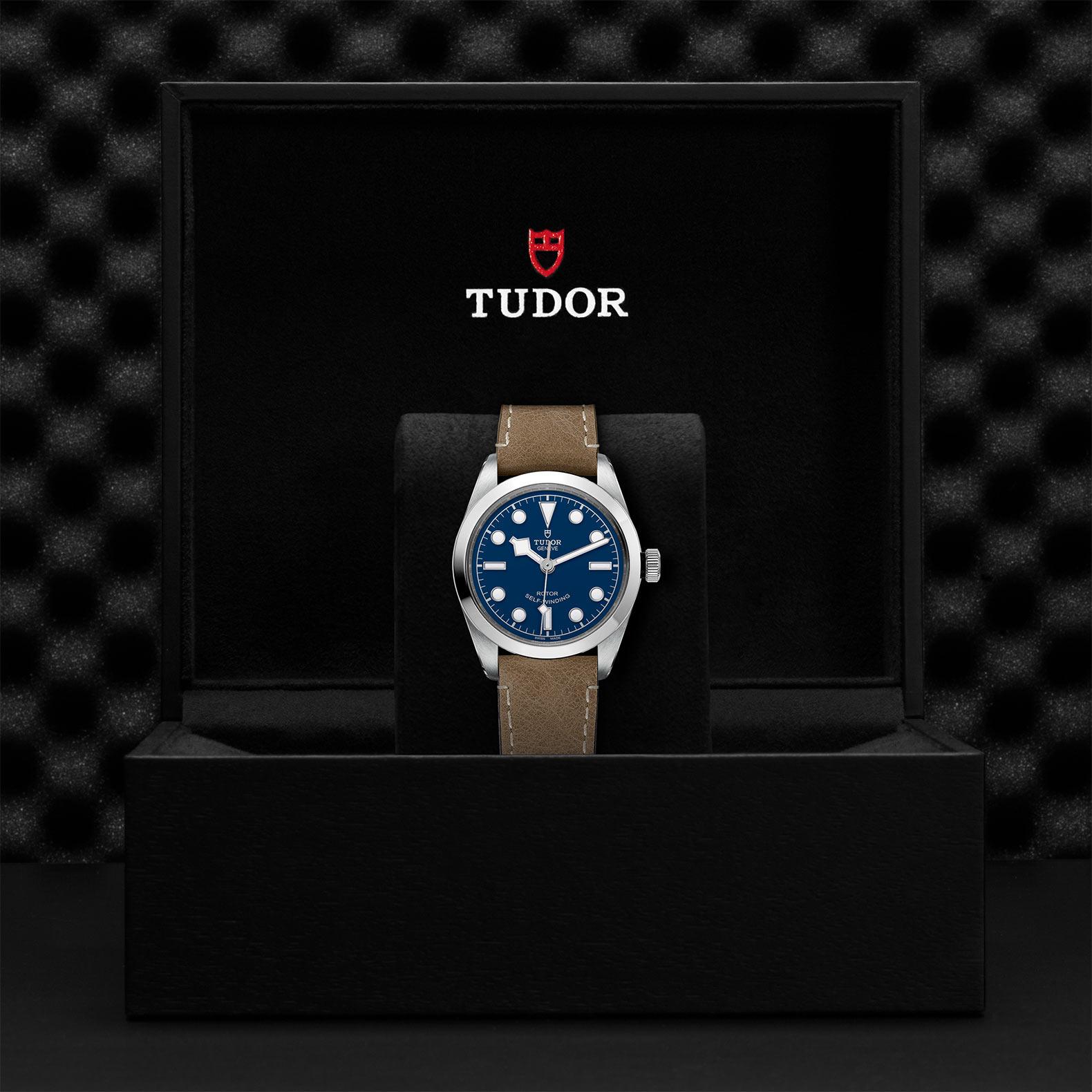TUDOR Black Bay 36 M79500 0005 Presentation