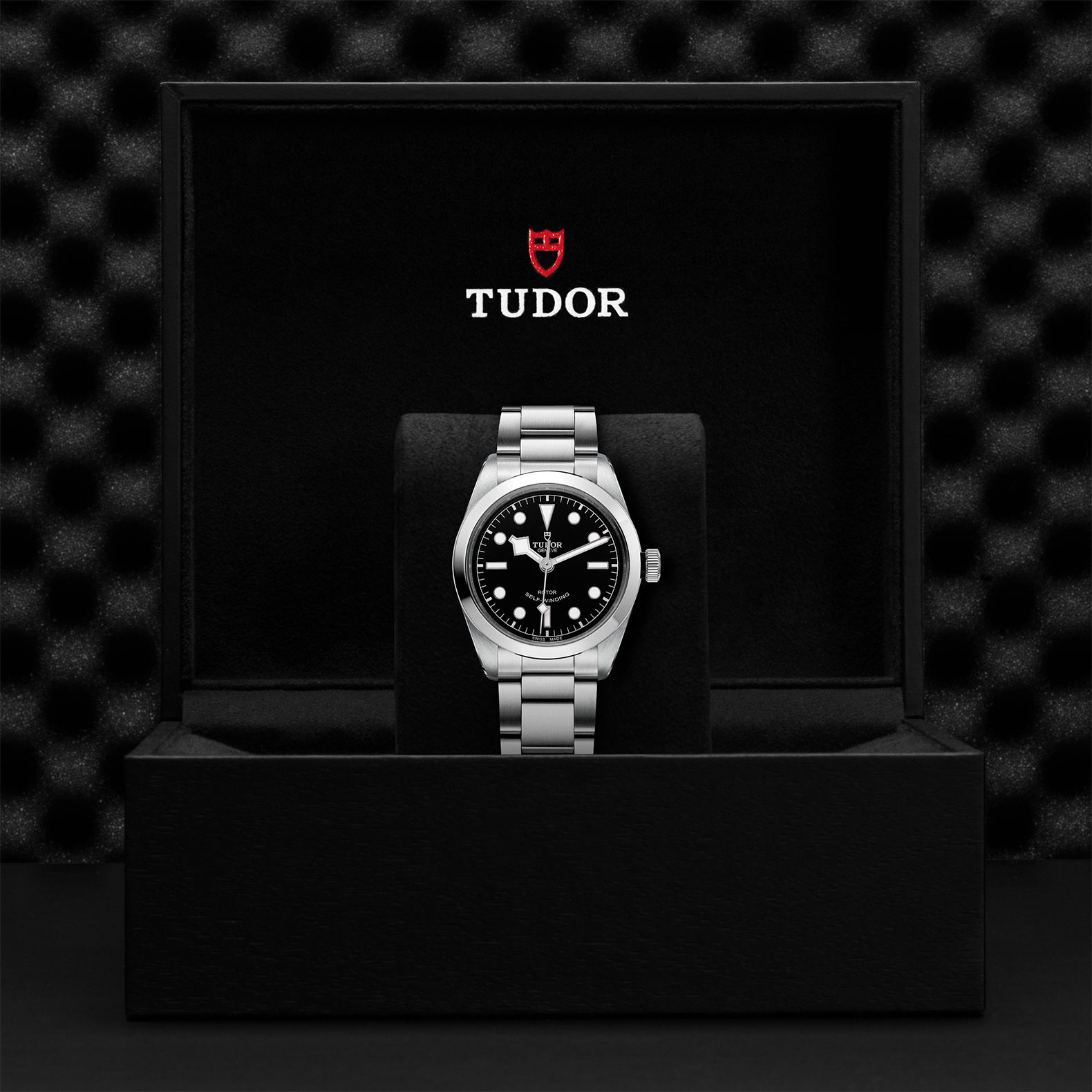 TUDOR Black Bay 36 M79500 0007 Presentation