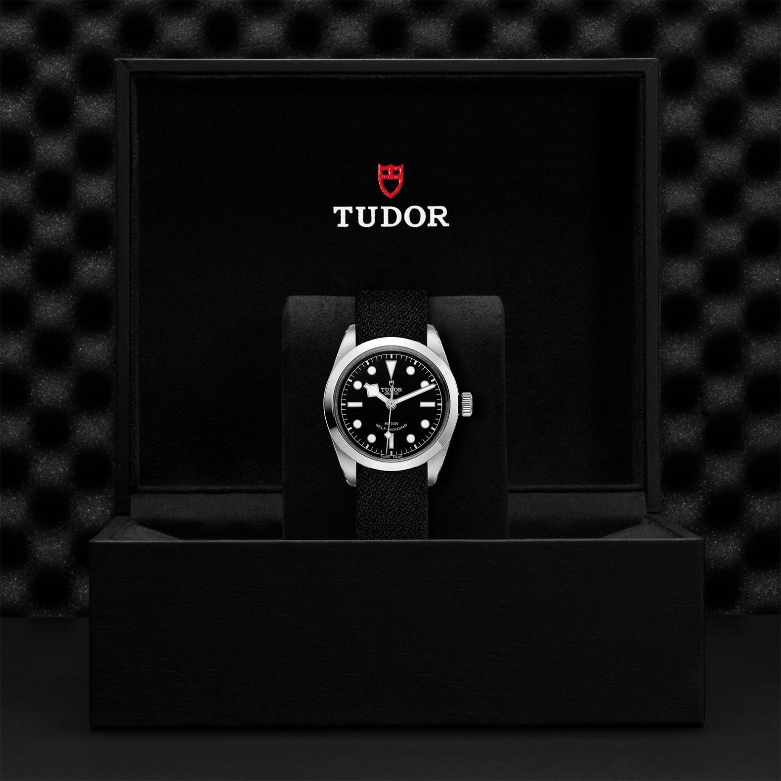 TUDOR Black Bay 36 M79500 0010 Presentation