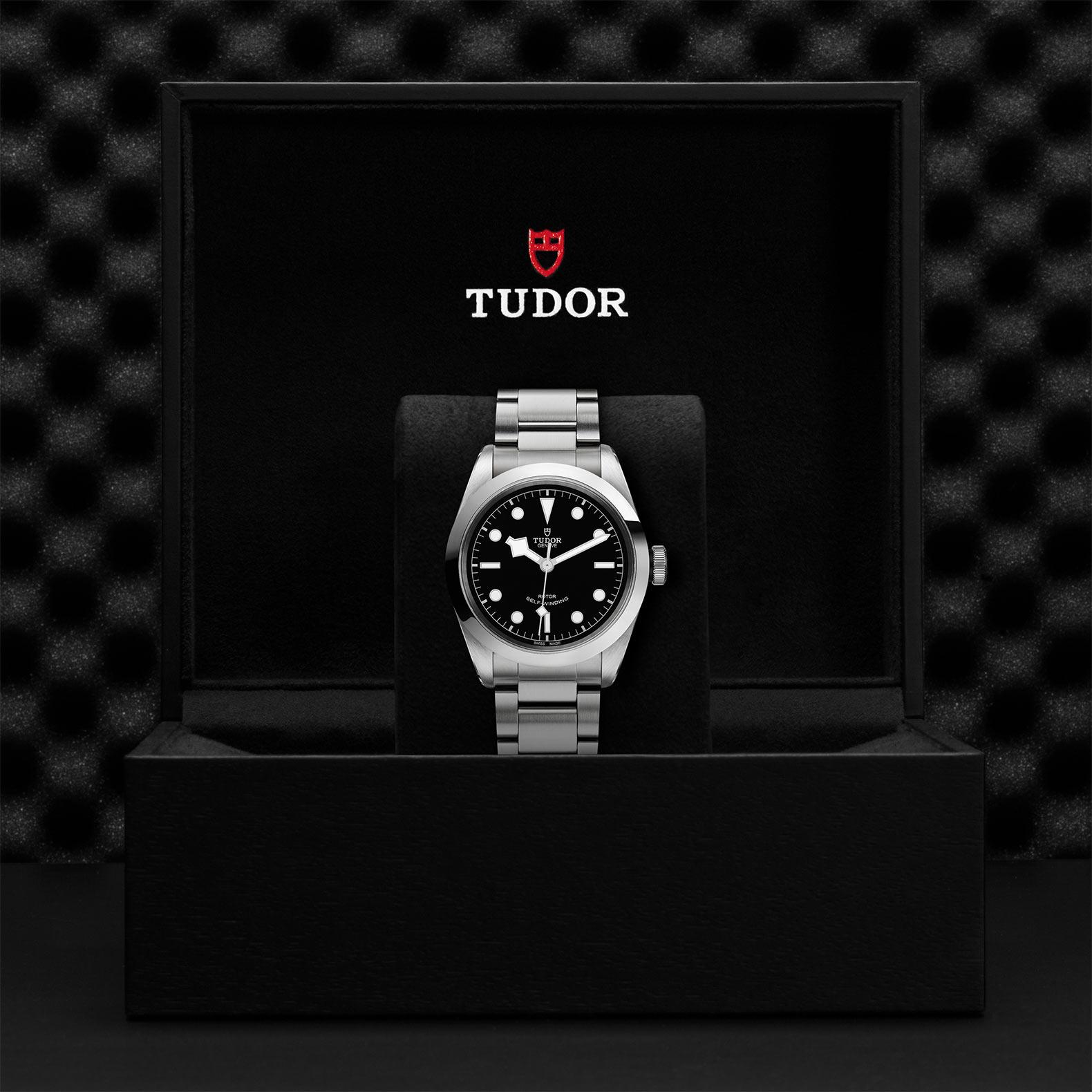 TUDOR Black Bay 41 M79540 0006 Presentation
