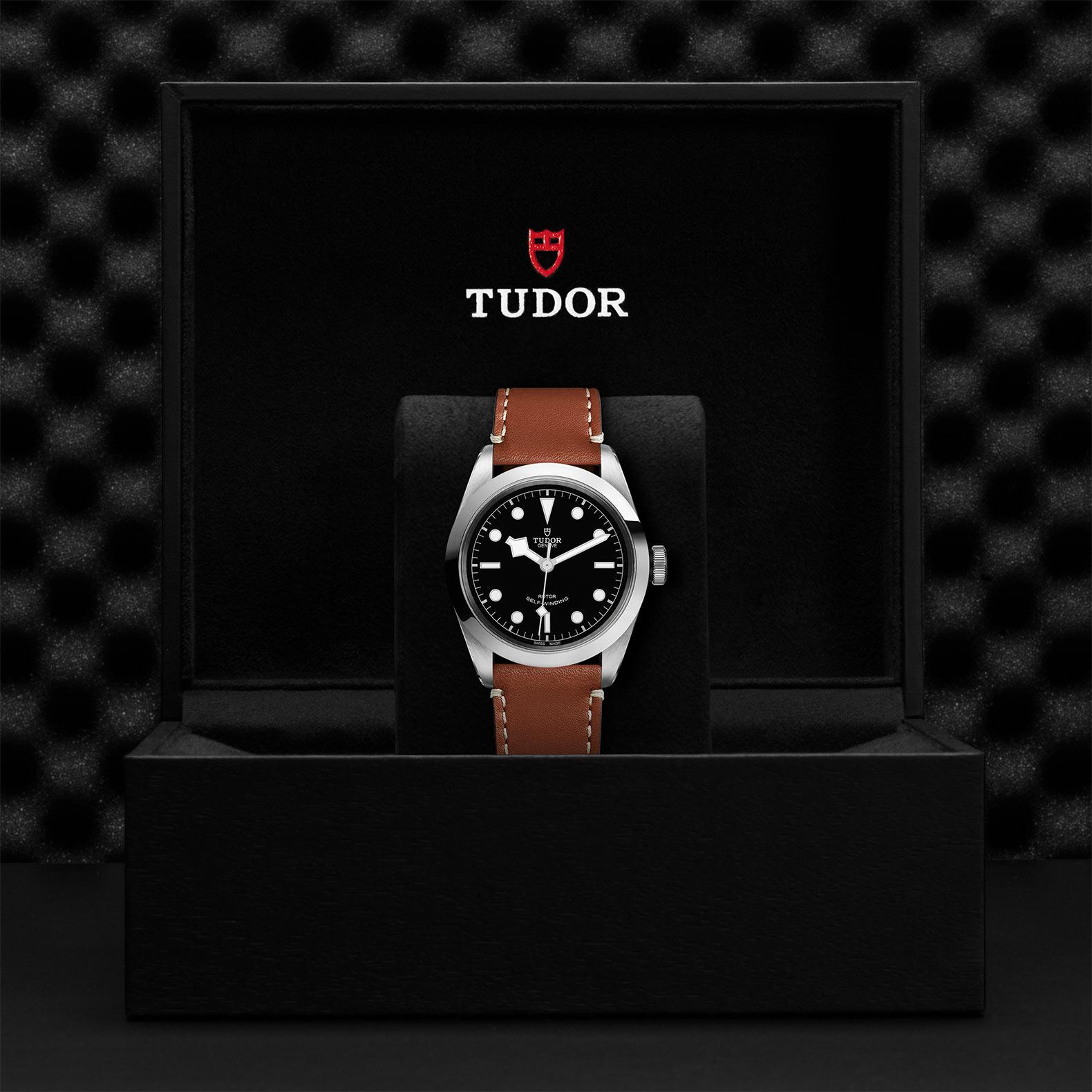 TUDOR Black Bay 41 M79540 0007 Presentation