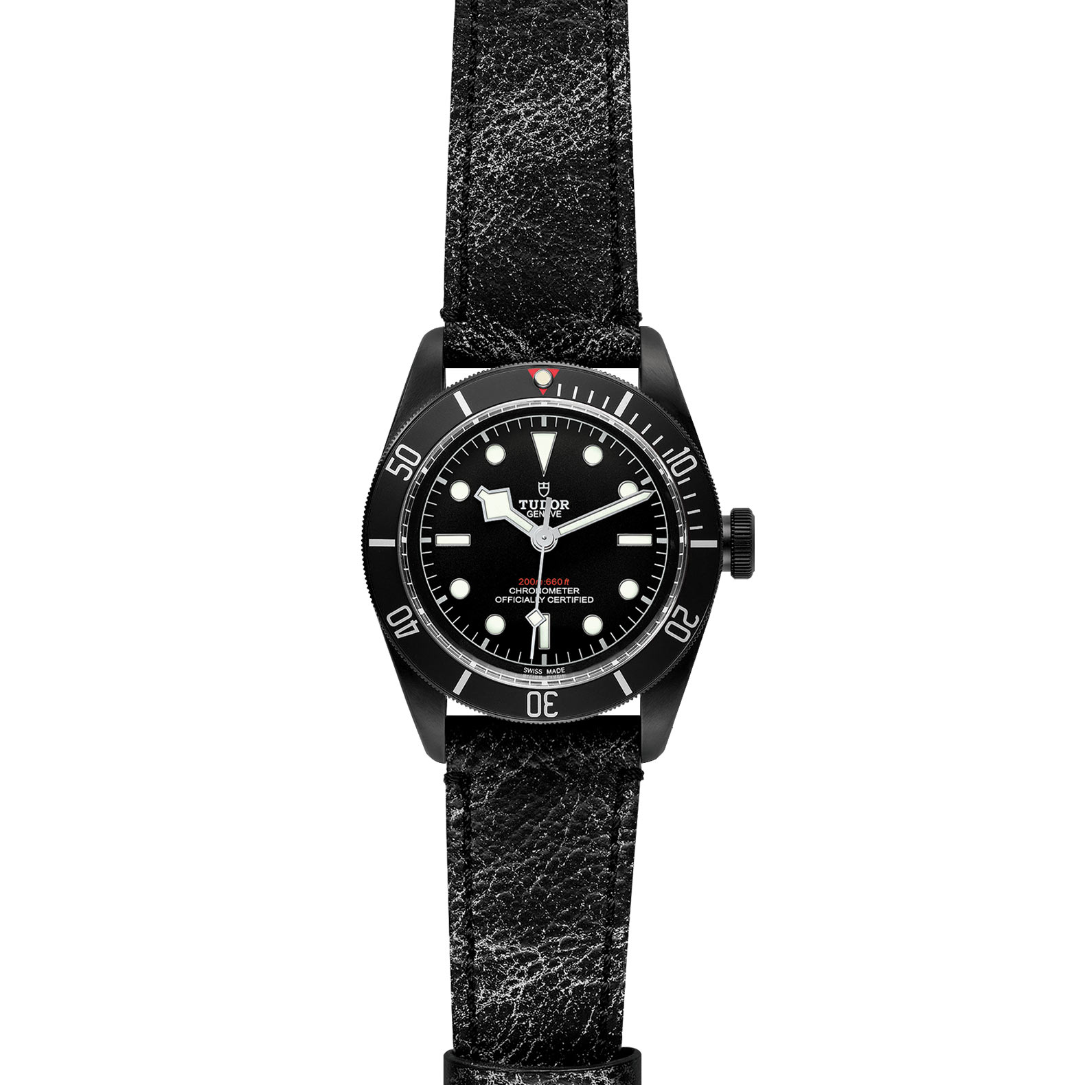 TUDOR Black Bay Dark M79230DK 0007 Frontfacing