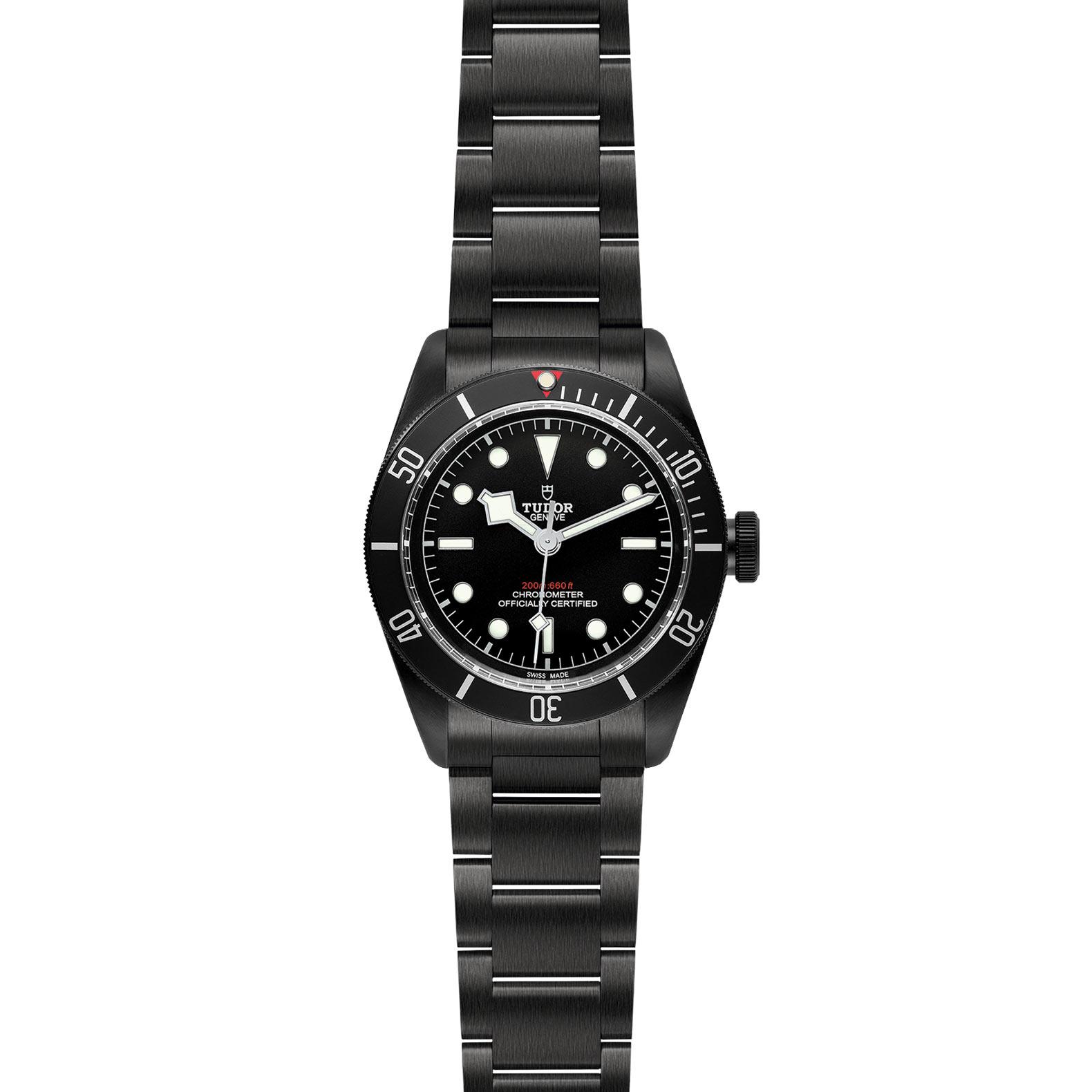 TUDOR Black Bay Dark M79230DK 0008 Frontfacing