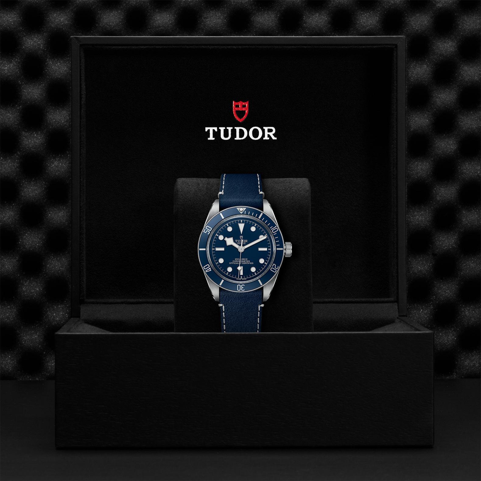 TUDOR Black Bay Fifty Eight M79030B 0002 Presentation