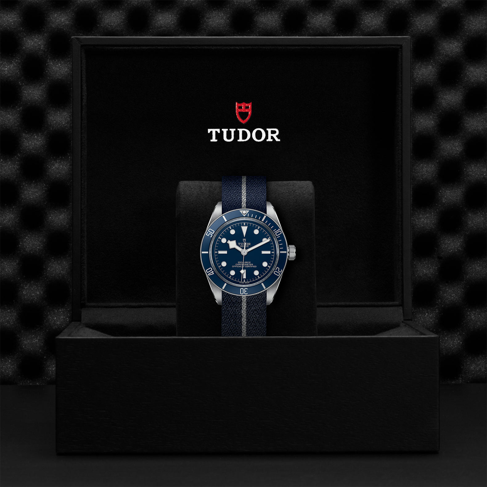 TUDOR Black Bay Fifty Eight M79030B 0003 Presentation