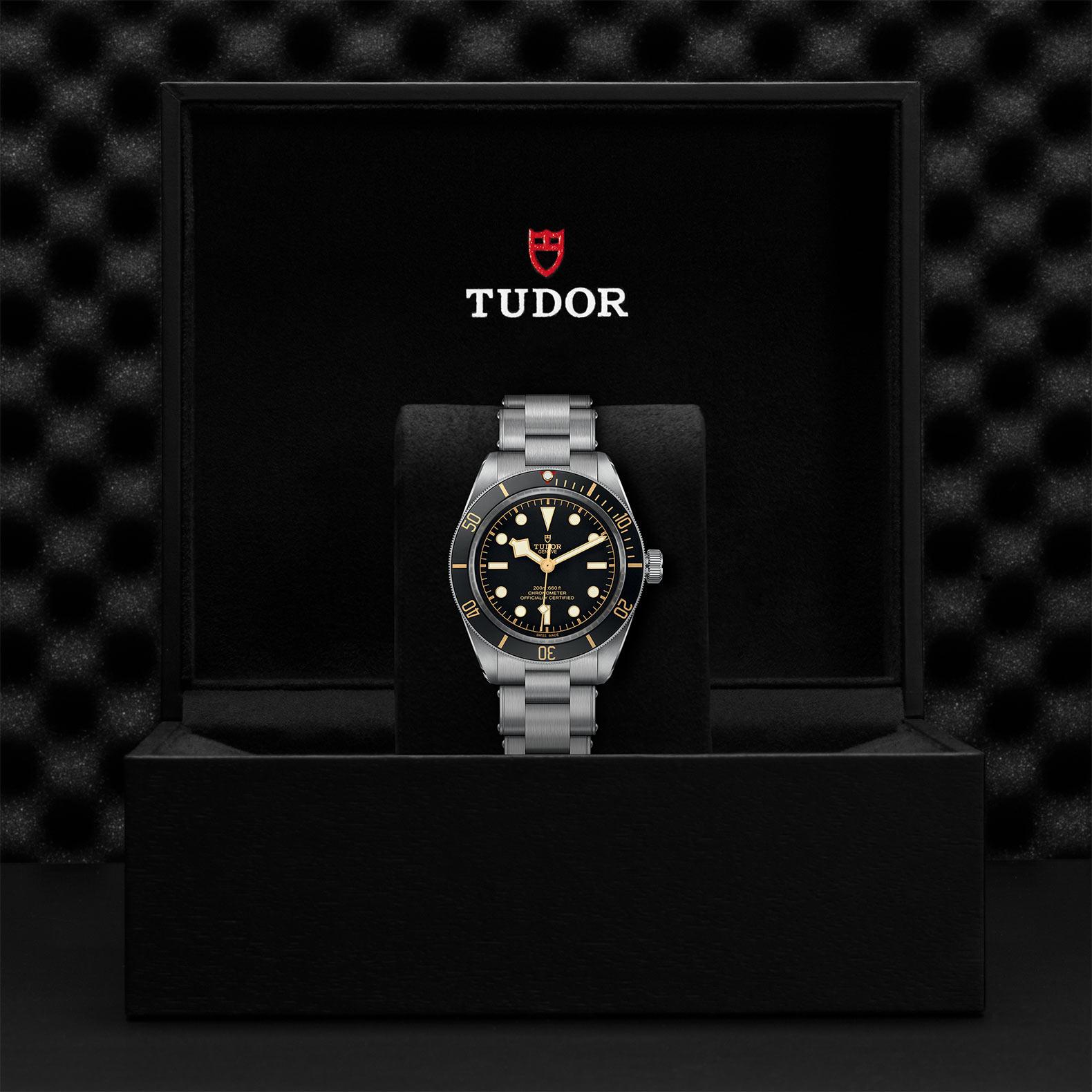 TUDOR Black Bay Fifty Eight M79030N 0001 Presentation