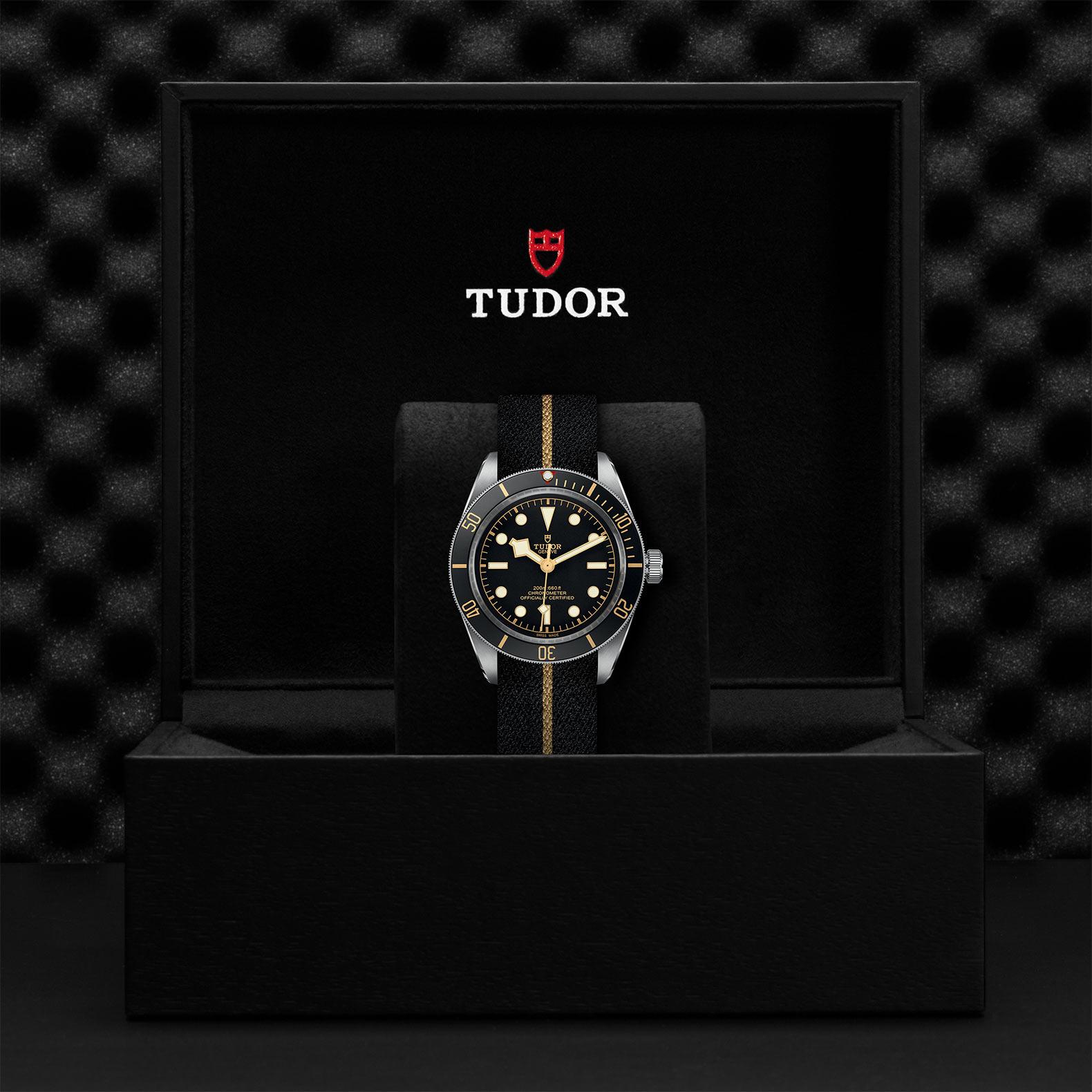 TUDOR Black Bay Fifty Eight M79030N 0003 Presentation