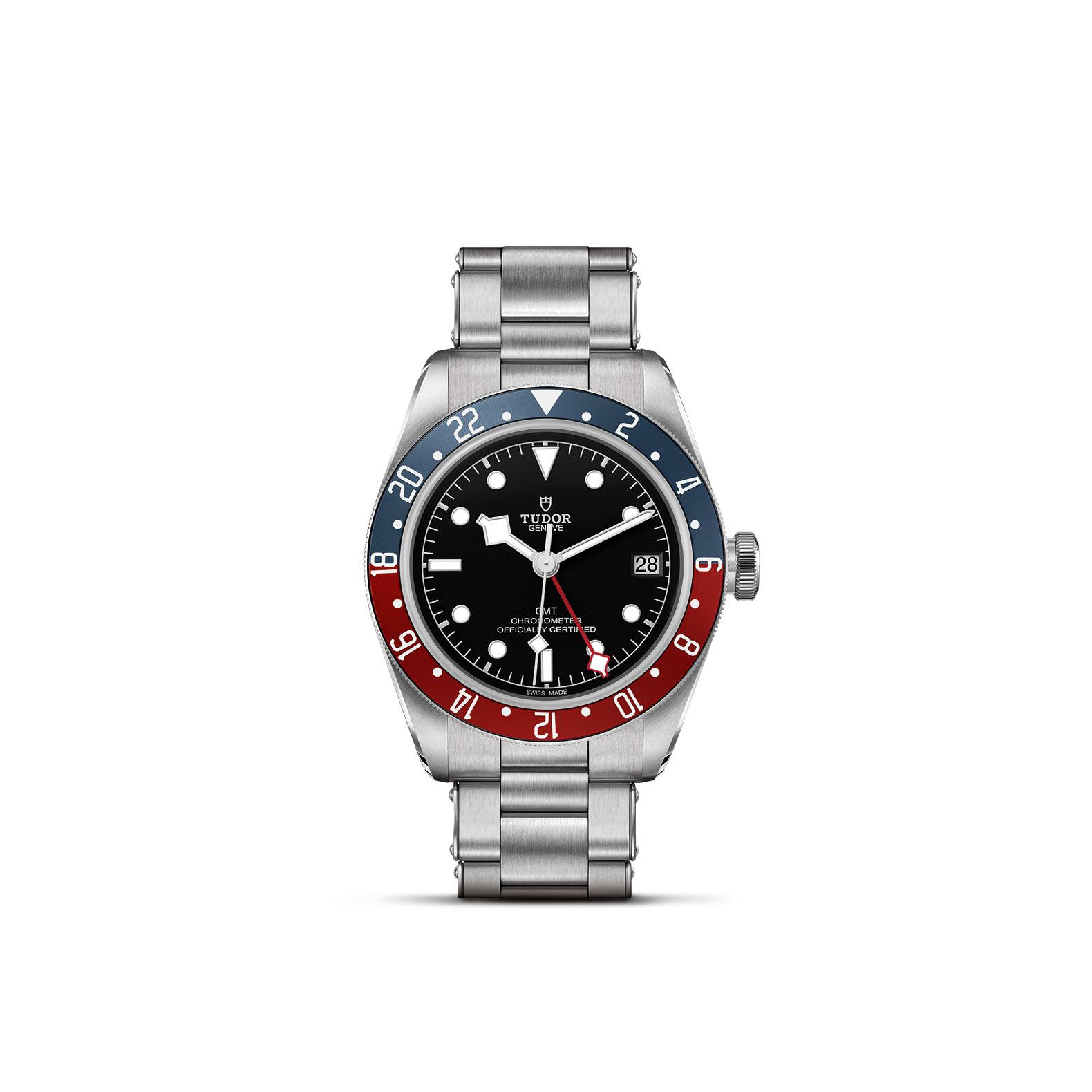 TUDOR Black Bay GMT M79830RB 0001 Upright
