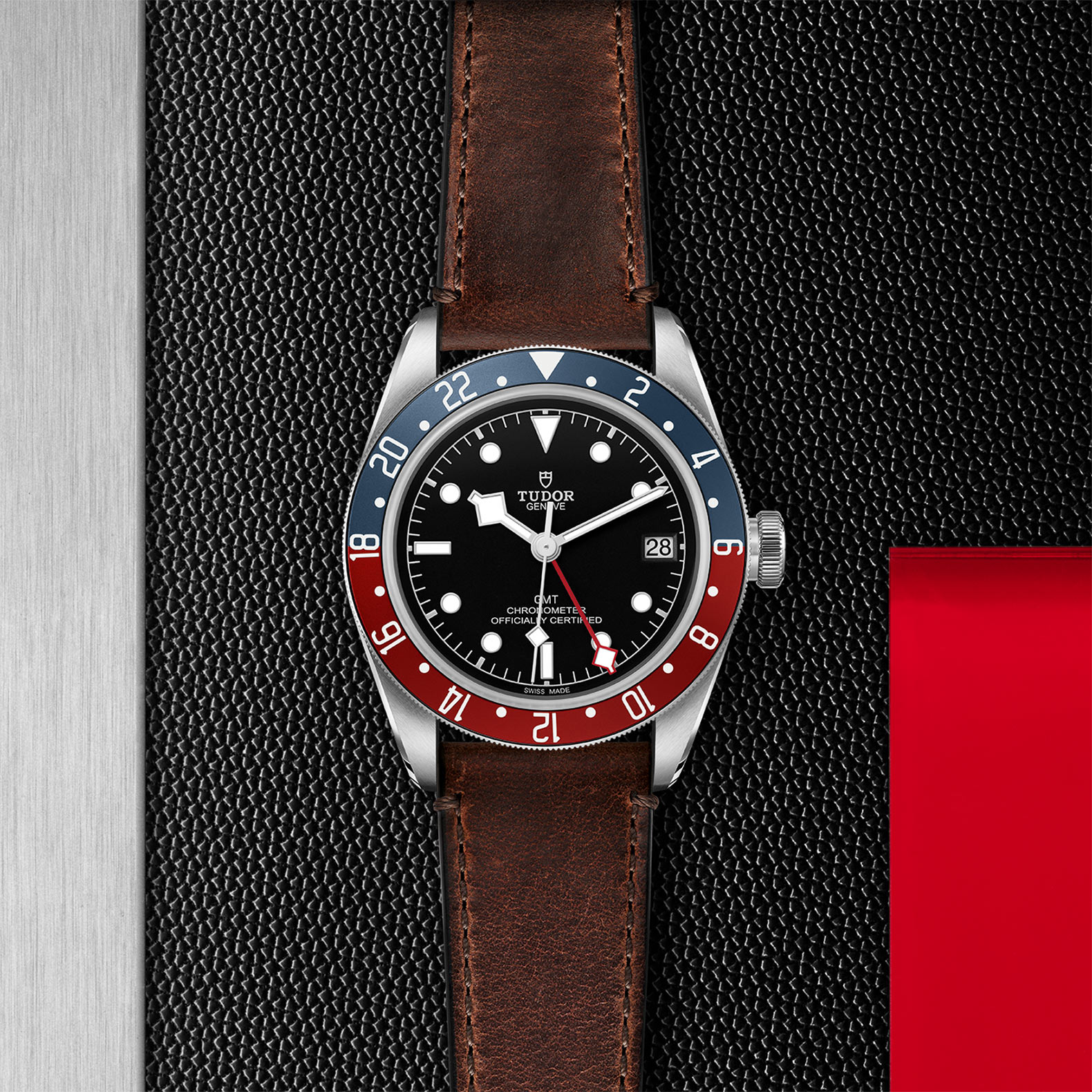 TUDOR Black Bay GMT M79830RB 0002 Flatlay