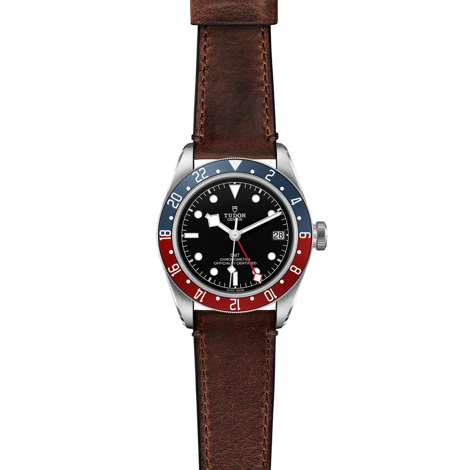 TUDOR Black Bay GMT M79830RB 0002 Frontfacing