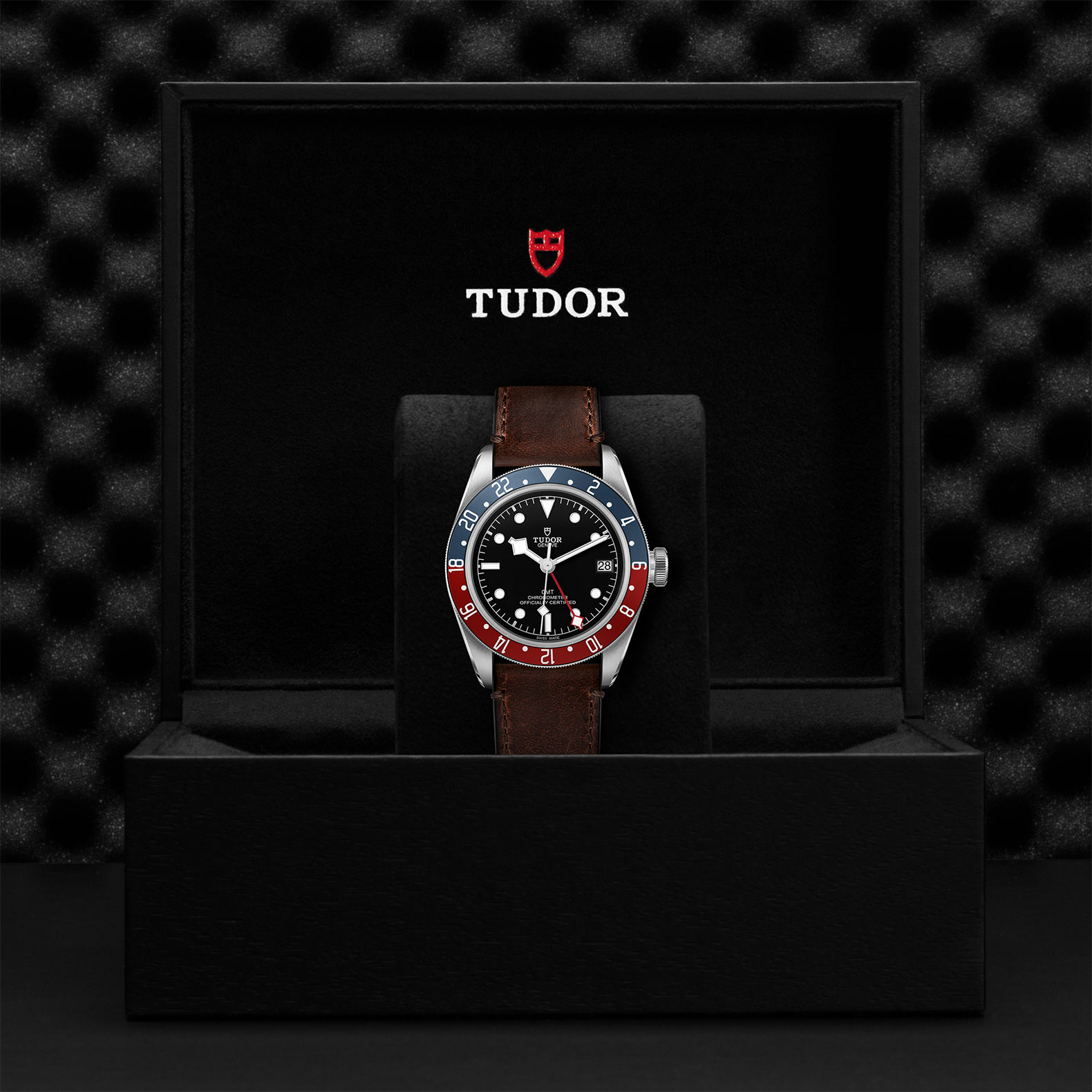 TUDOR Black Bay GMT M79830RB 0002 Presentation