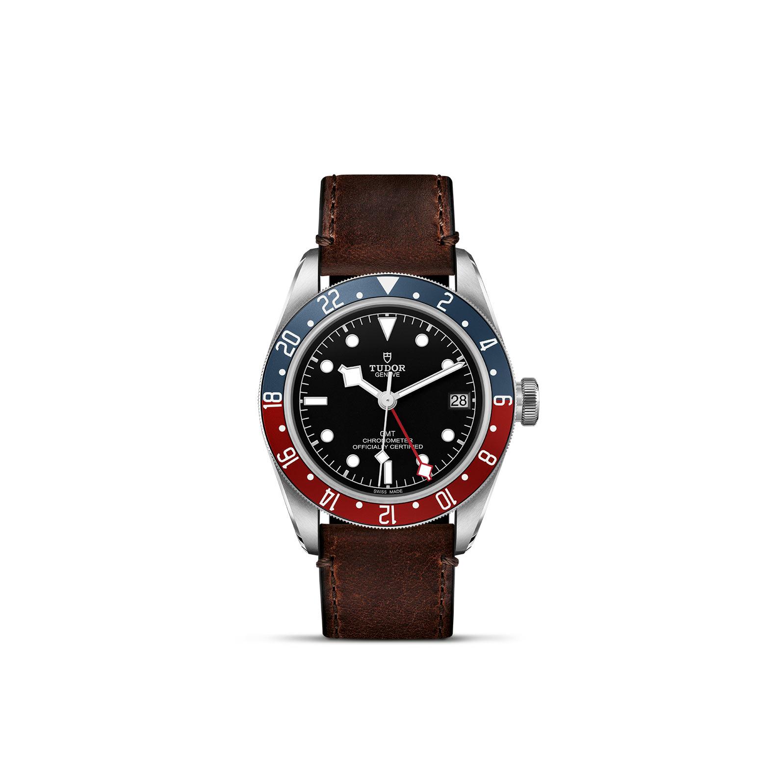 TUDOR Black Bay GMT M79830RB 0002 Upright