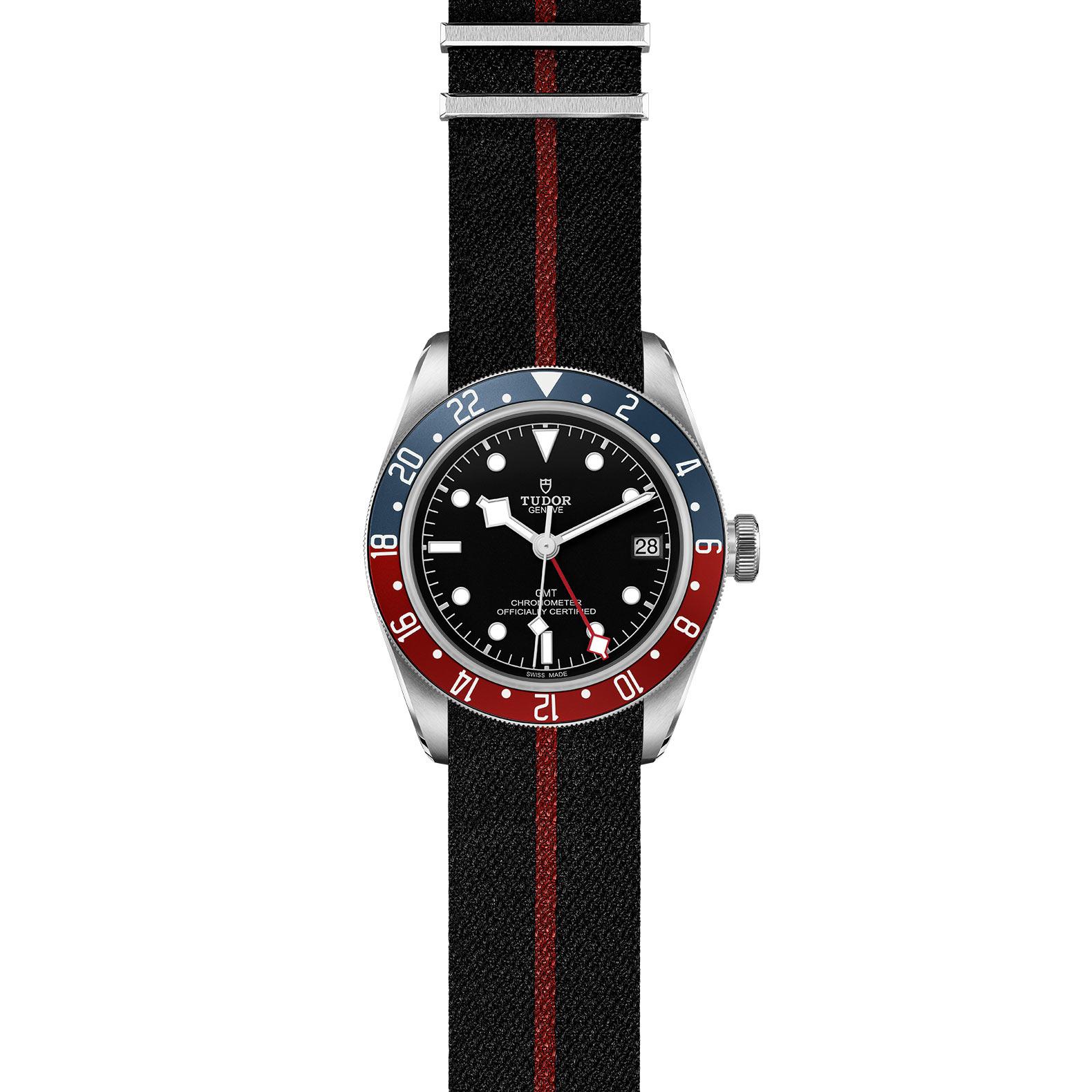 TUDOR Black Bay GMT M79830RB 0003 Frontfacing