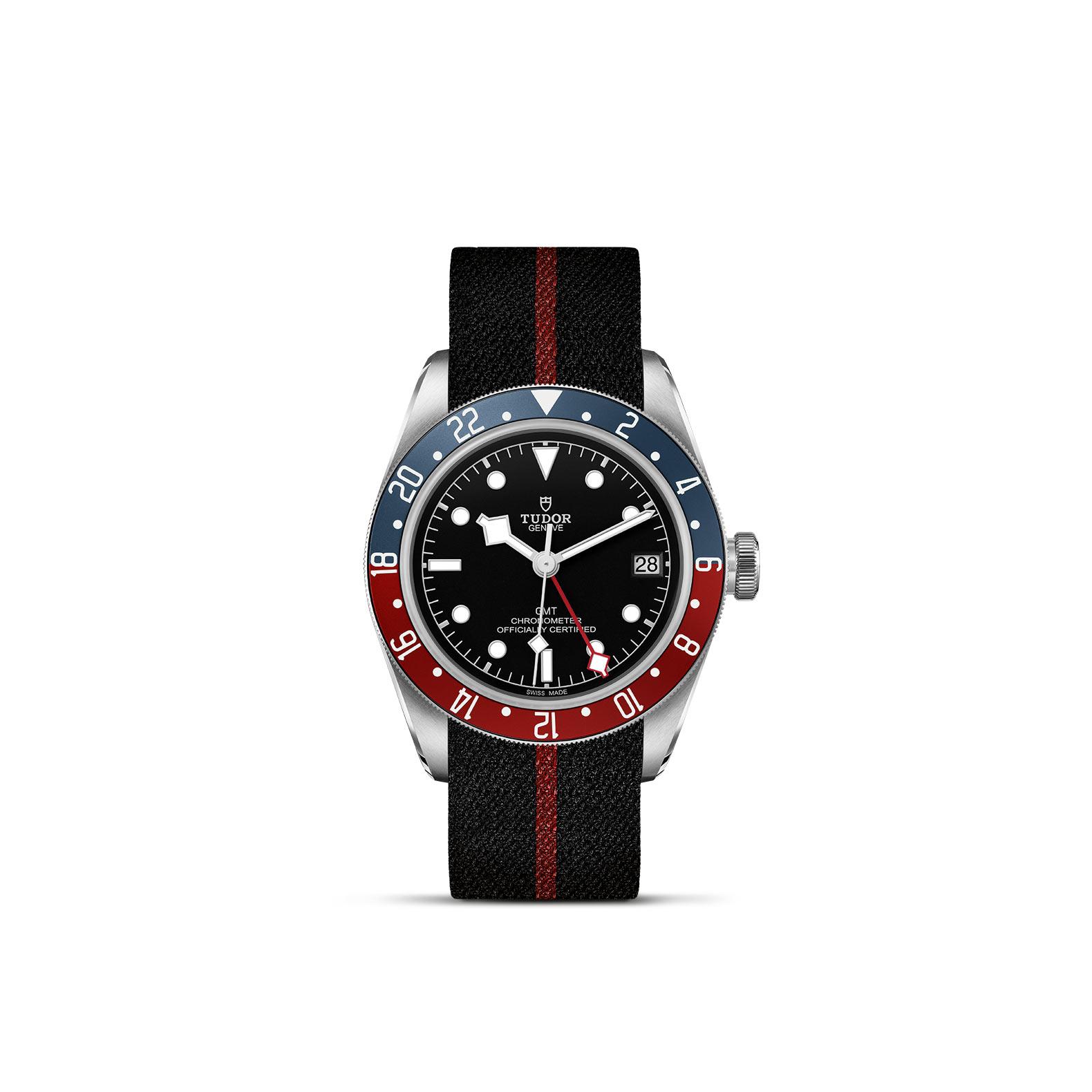 TUDOR Black Bay GMT M79830RB 0003 Upright