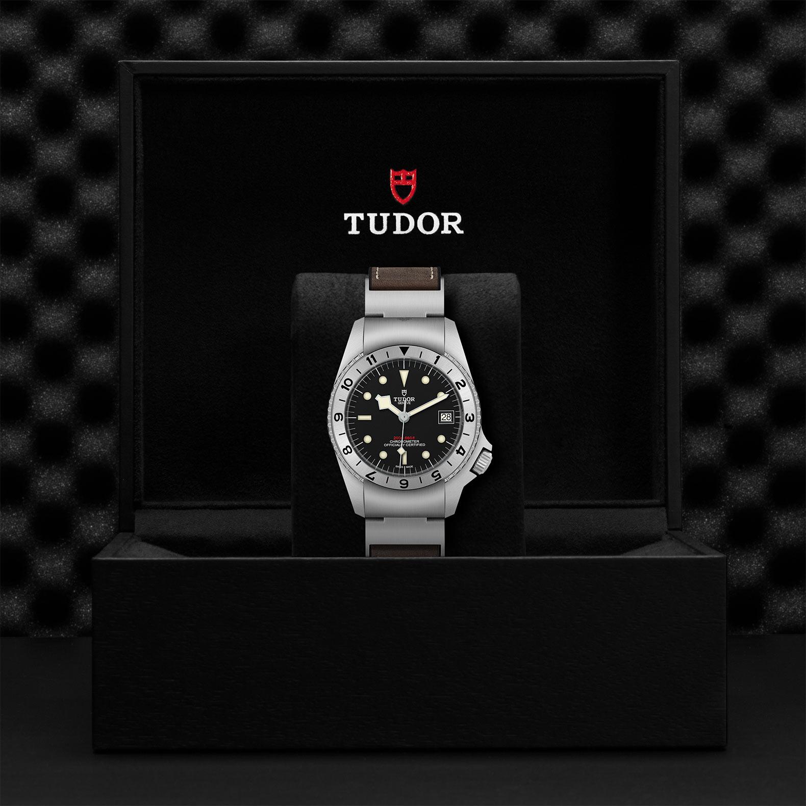 TUDOR Black Bay P01 M70150 0001 Presentation