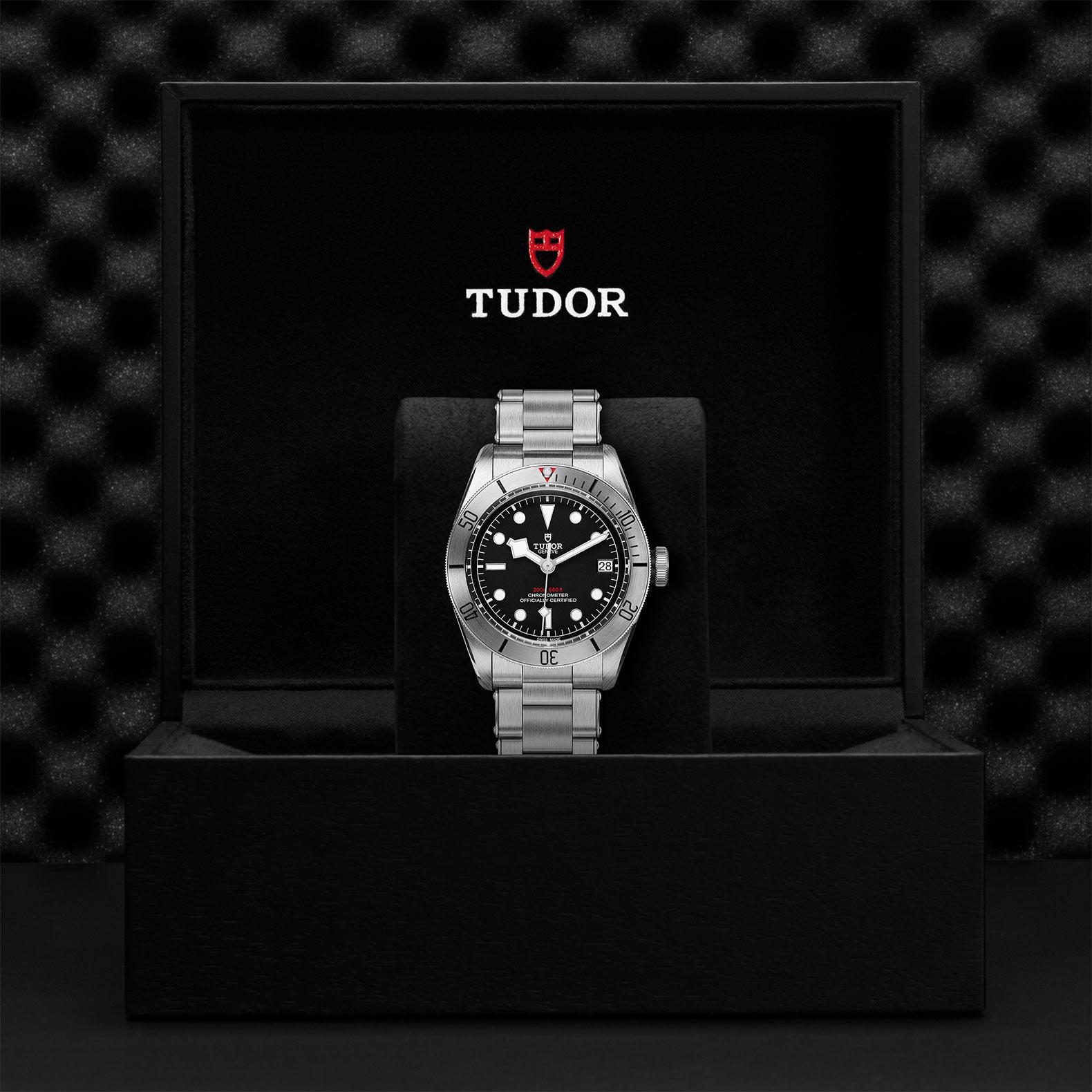 TUDOR Black Bay Steel M79730 0006 Presentation