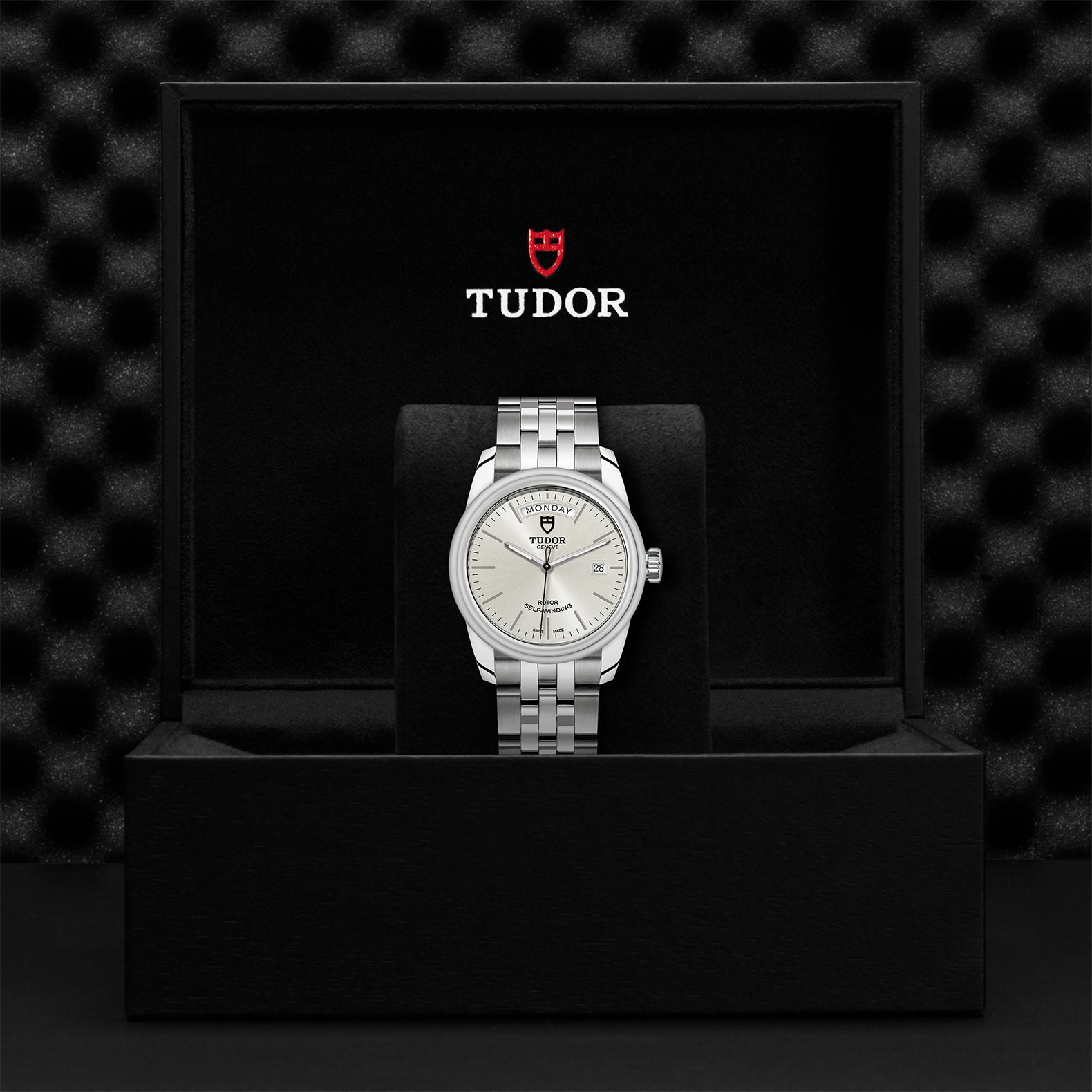 TUDOR Glamour Date Day M56000 0005 Presentationbox
