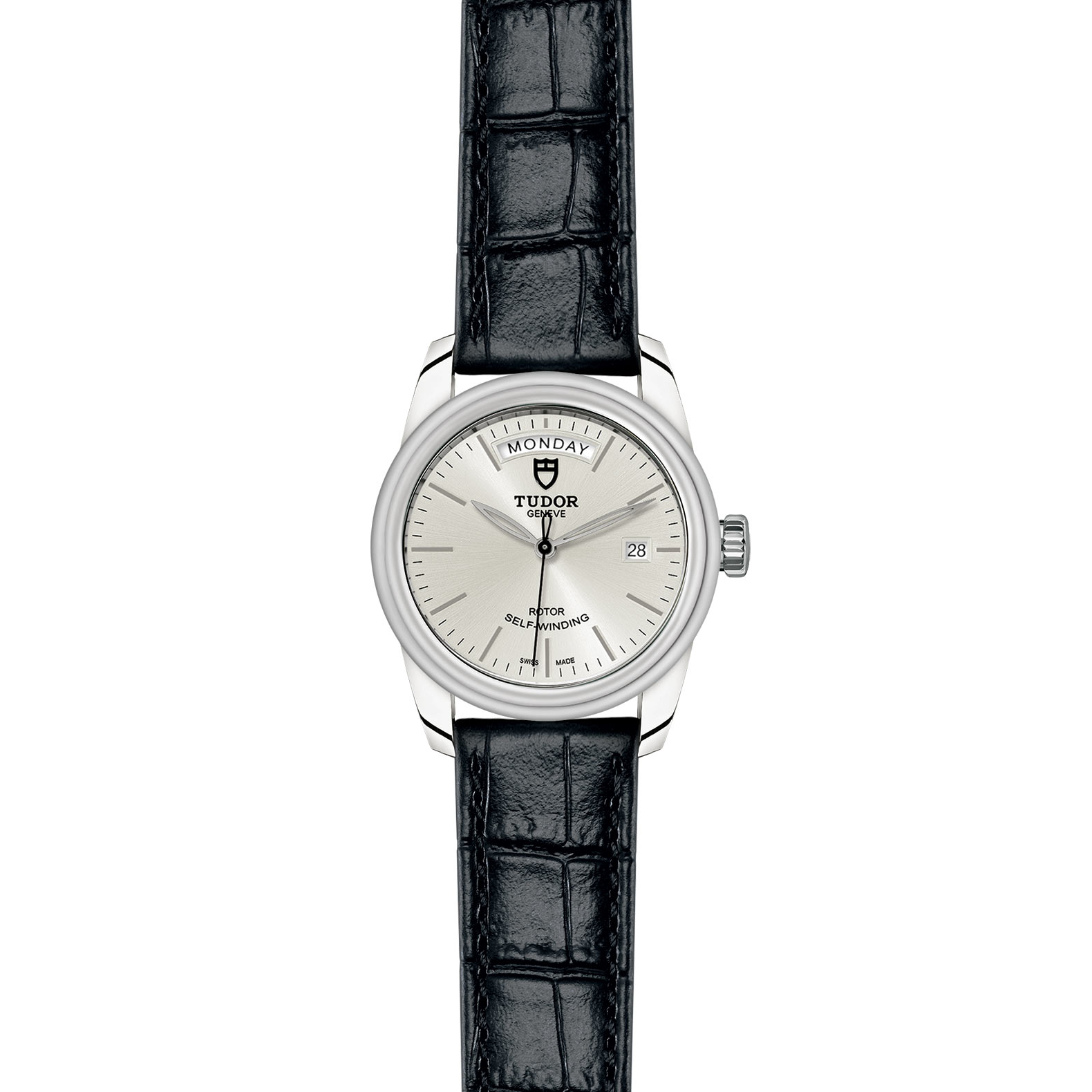 TUDOR Glamour Date Day M56000 0018 Frontfacing
