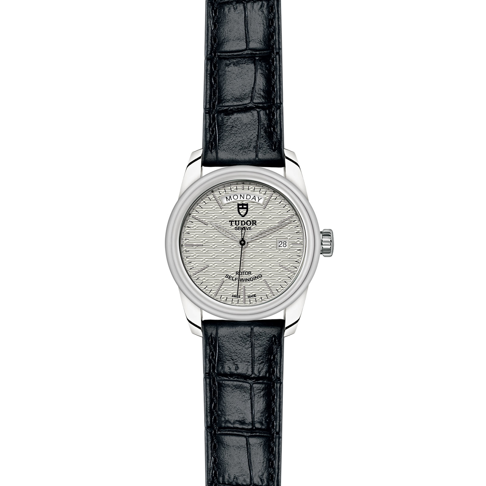 TUDOR Glamour Date Day M56000 0043 Frontfacing