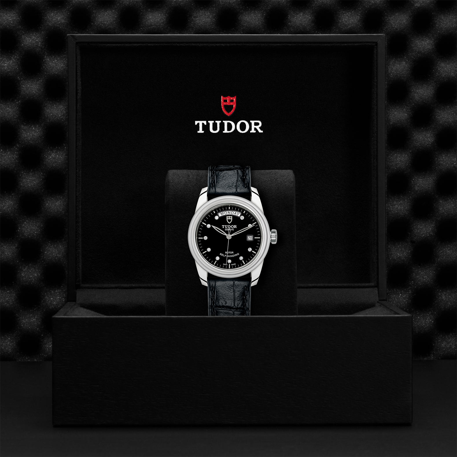 TUDOR Glamour Date Day M56000 0049 Presentationbox