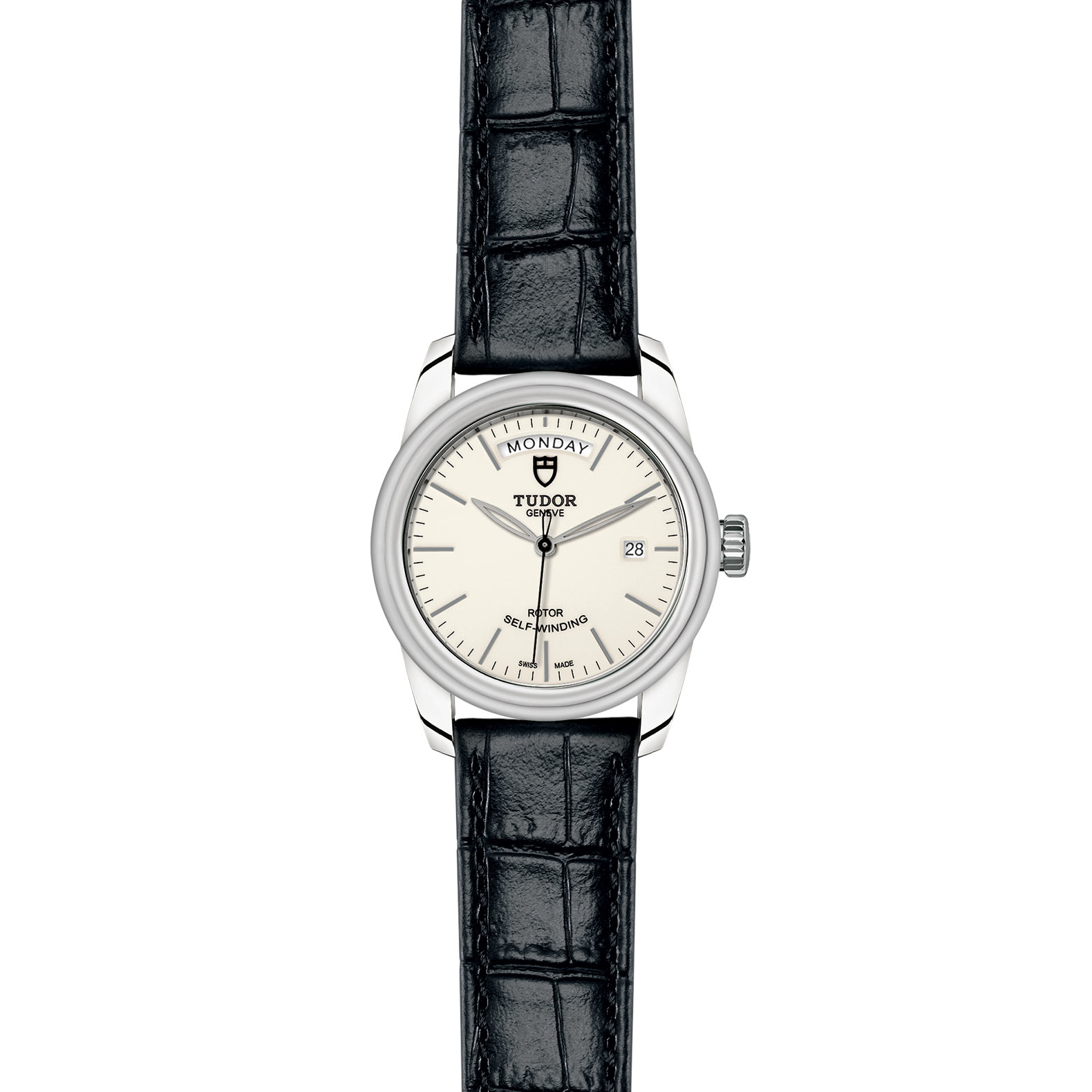TUDOR Glamour Date Day M56000 0176 Frontfacing