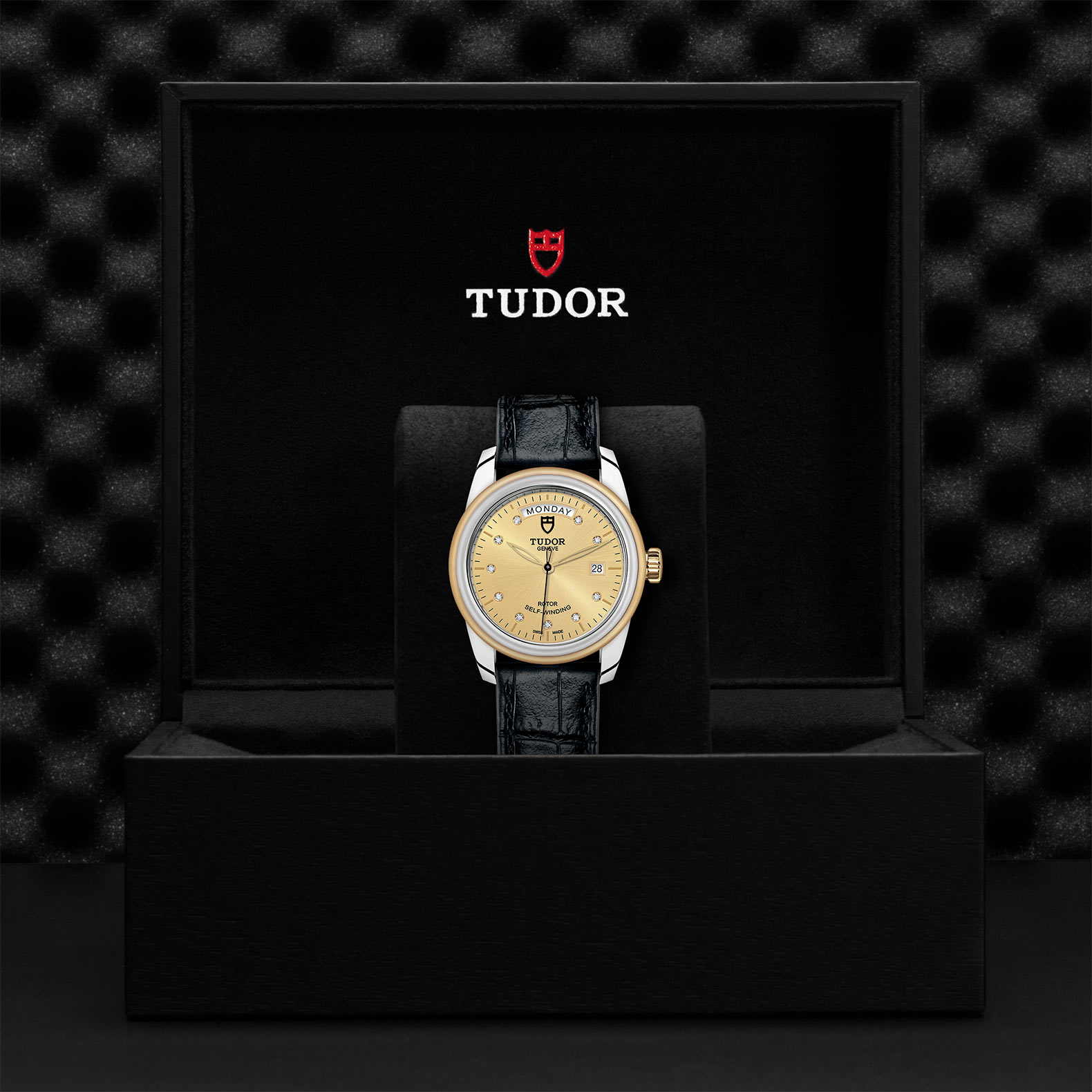 TUDOR Glamour Date Day M56003 0035 Presentationbox