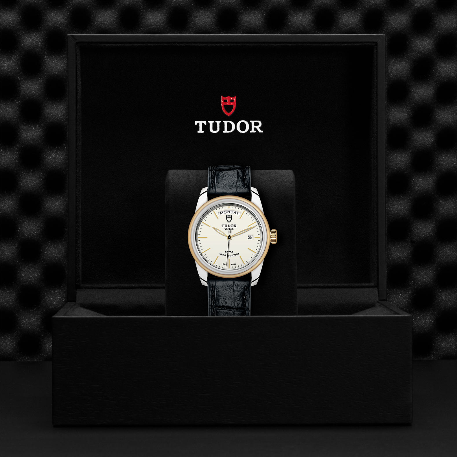 TUDOR Glamour Date Day M56003 0107 Presentationbox