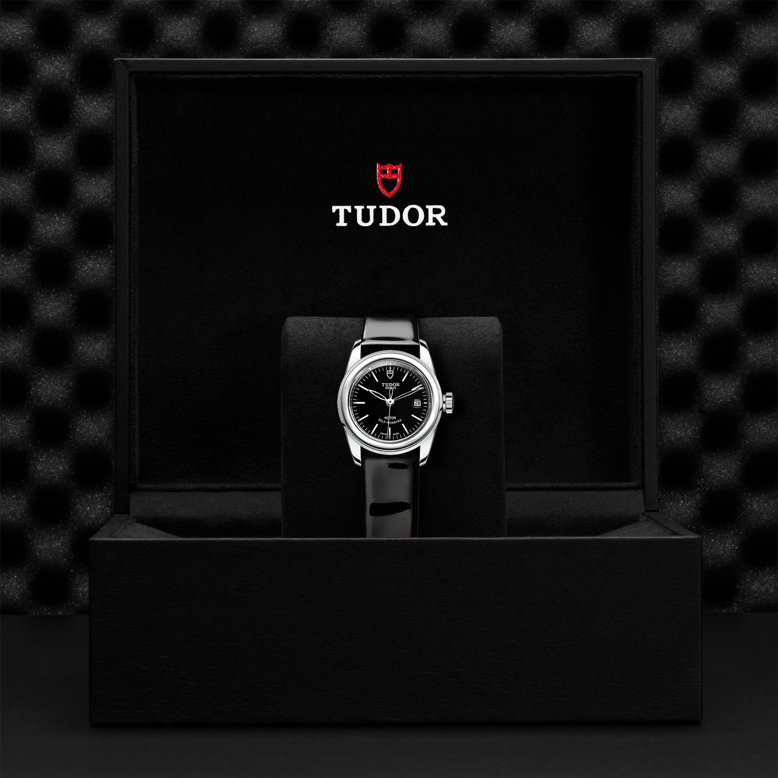 TUDOR Glamour Date M51000 0001 Presentationbox