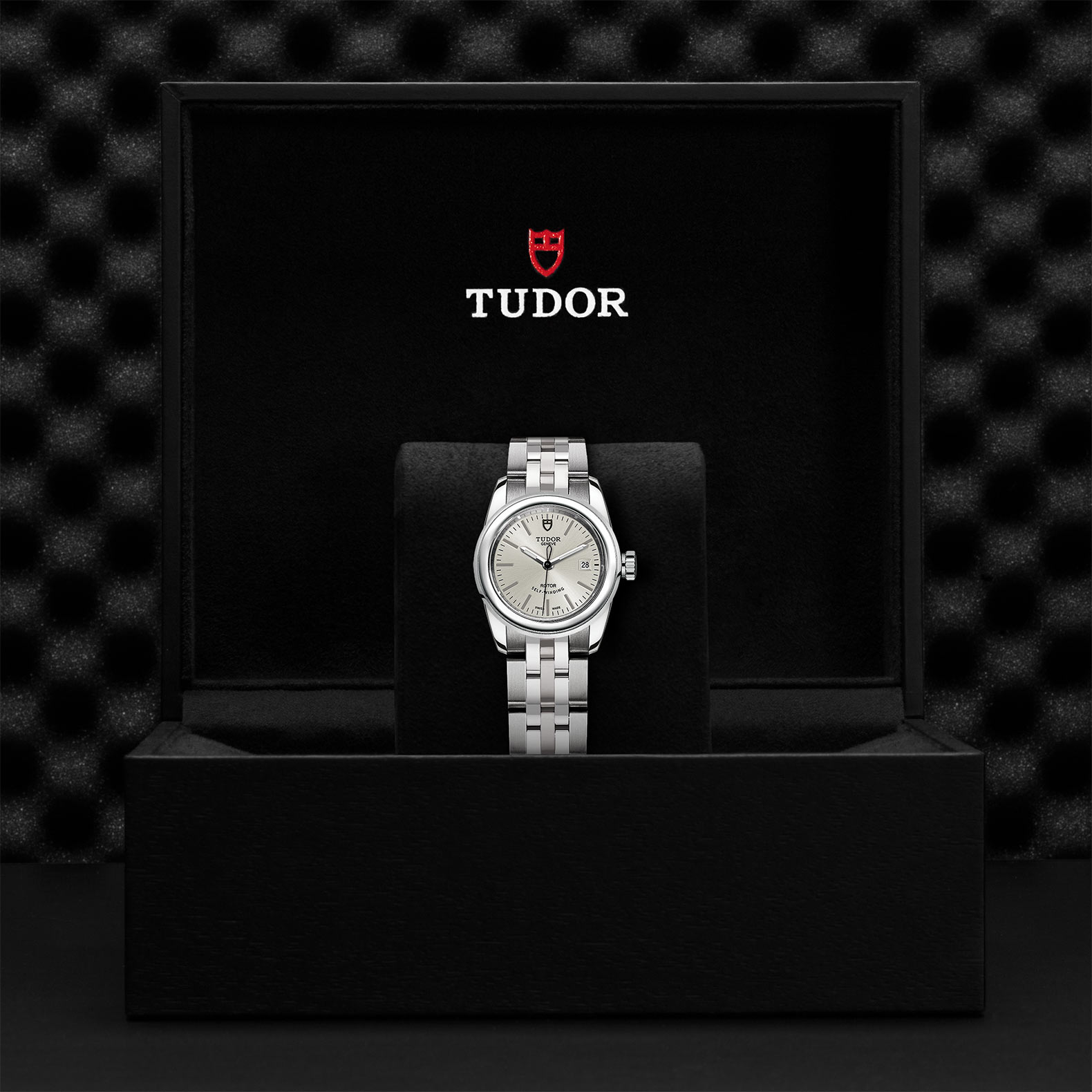TUDOR Glamour Date M51000 0003 Presentationbox