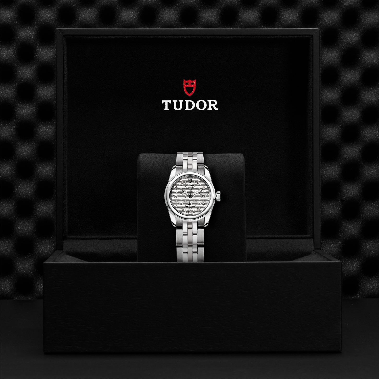 TUDOR Glamour Date M51000 0004 Presentationbox