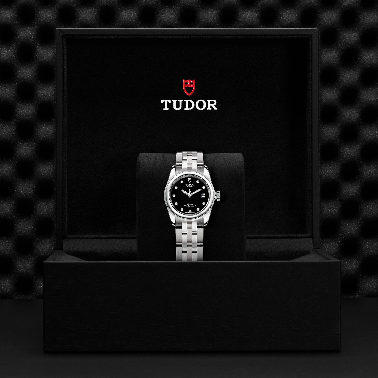 TUDOR Glamour Date M51000 0008 Presentationbox
